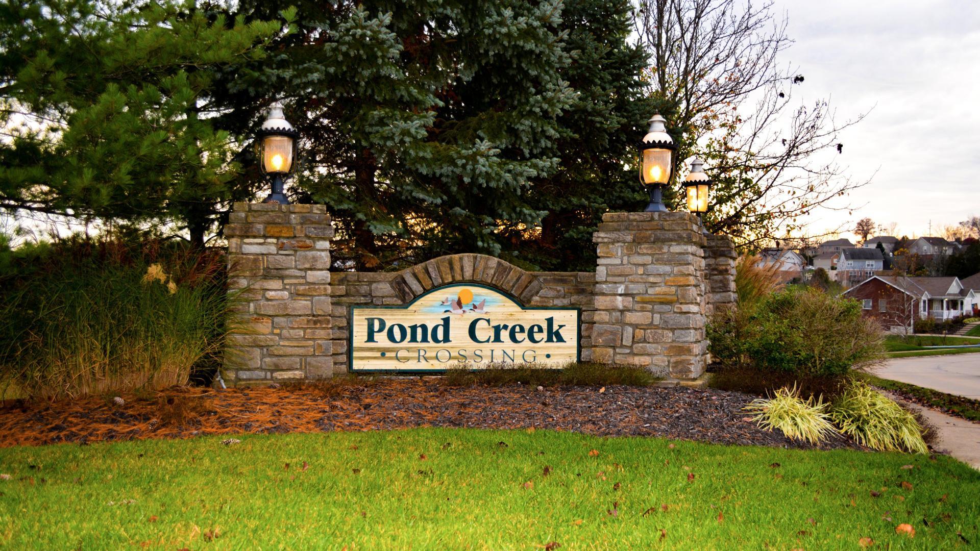 'Pond Creek Crossing' by Maronda - Cincinnati & Kentucky in Cincinnati