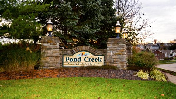 Pond Creek Crossing,41001
