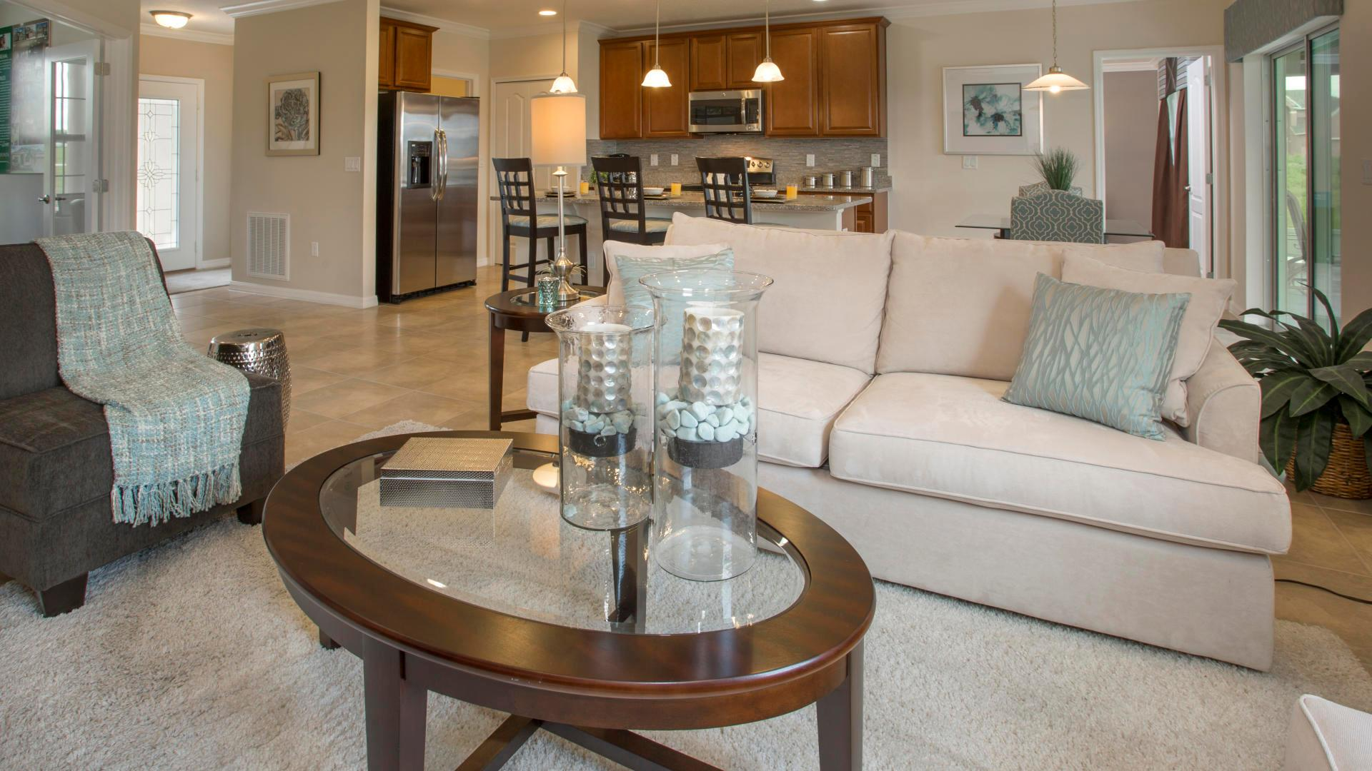 Living Area featured in the Fairfield By Maronda Homes in Indian River County, FL