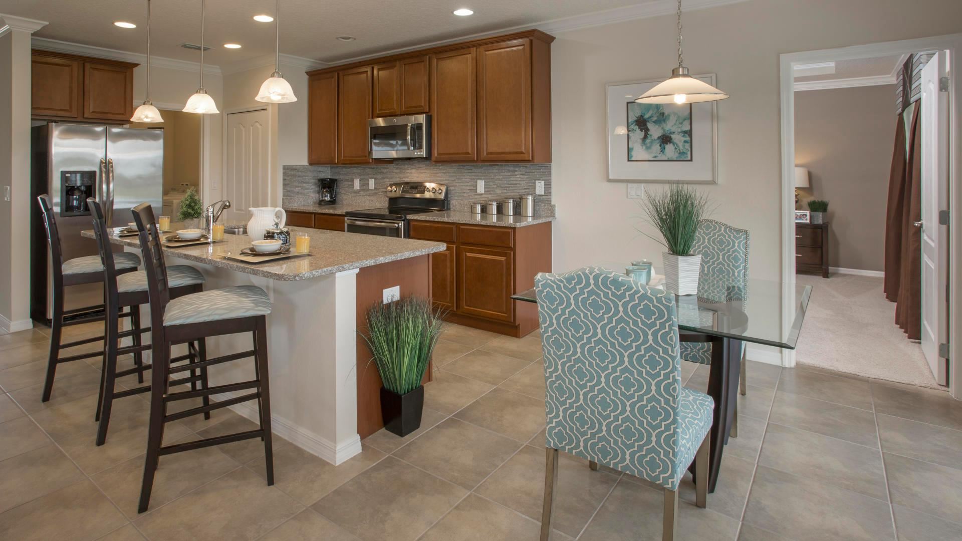 Kitchen featured in the Fairfield By Maronda Homes in Indian River County, FL