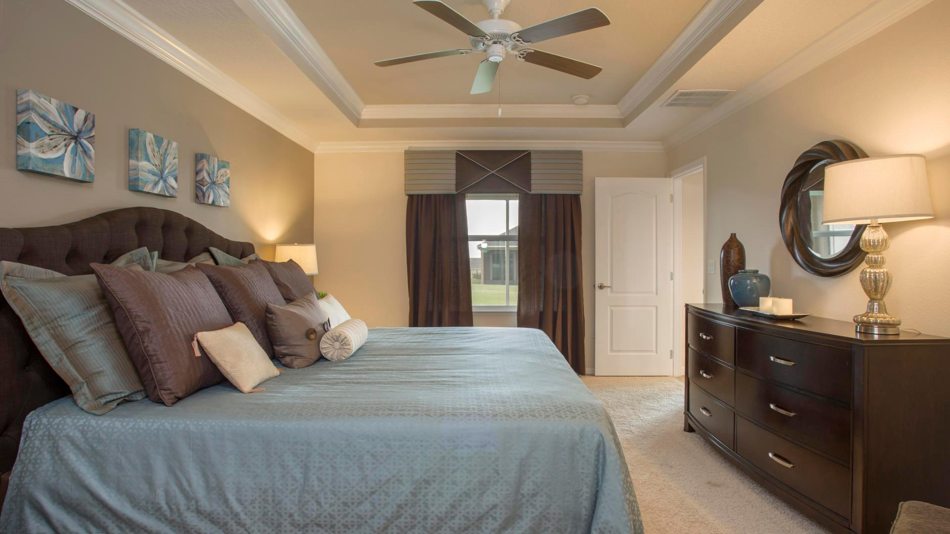 Bedroom featured in the Fairfield By Maronda Homes in Ocala, FL