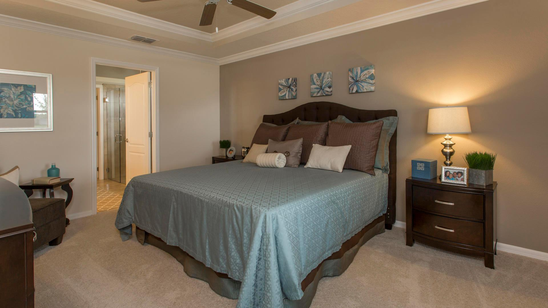 Bedroom featured in the Fairfield By Maronda Homes in Indian River County, FL