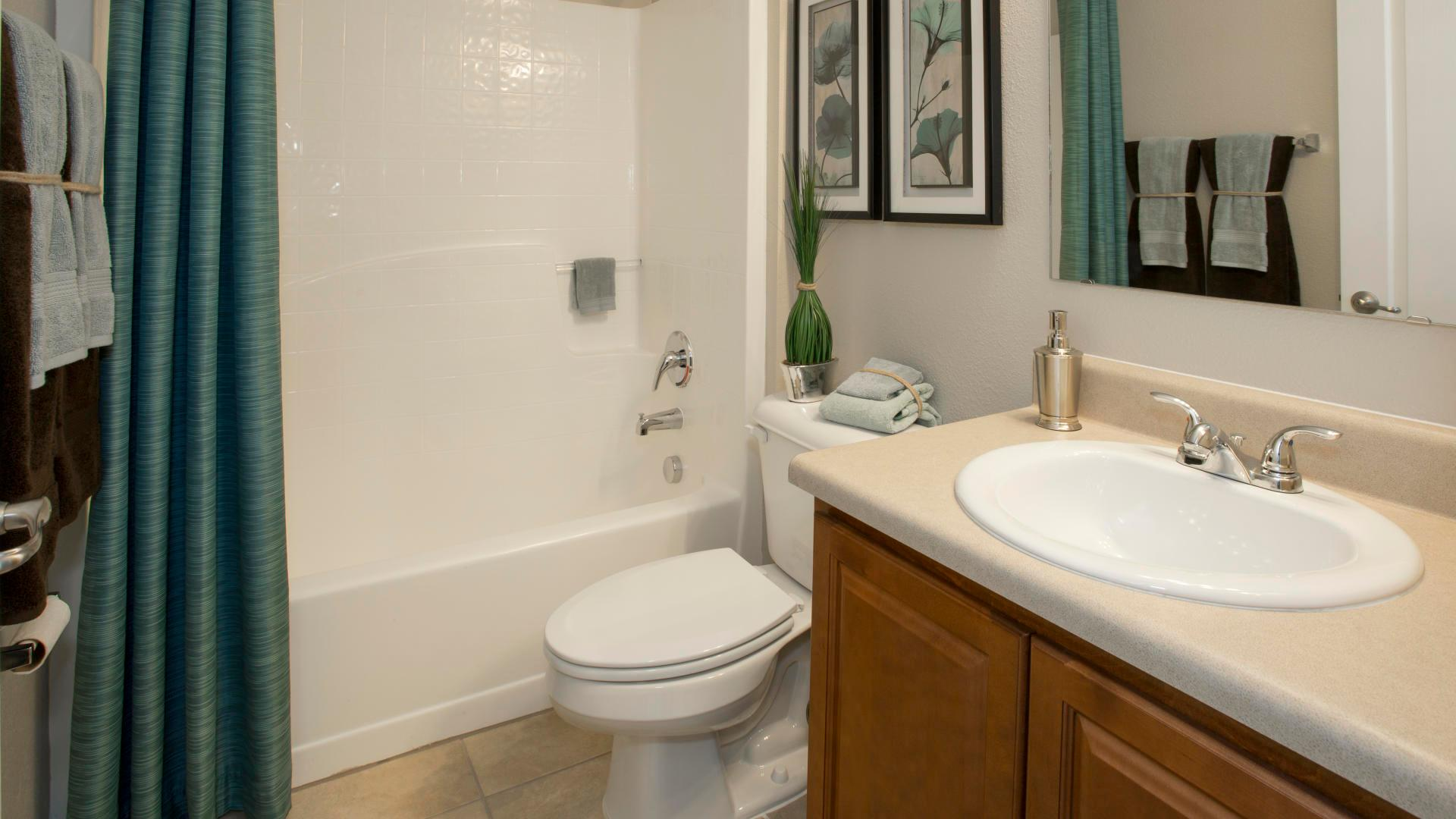 Bathroom featured in the Fairfield By Maronda Homes in Indian River County, FL