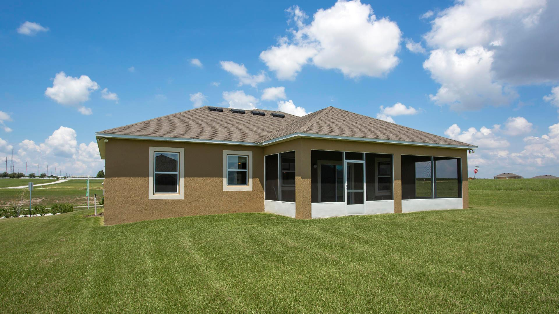 Exterior featured in the Fairfield By Maronda Homes in Indian River County, FL