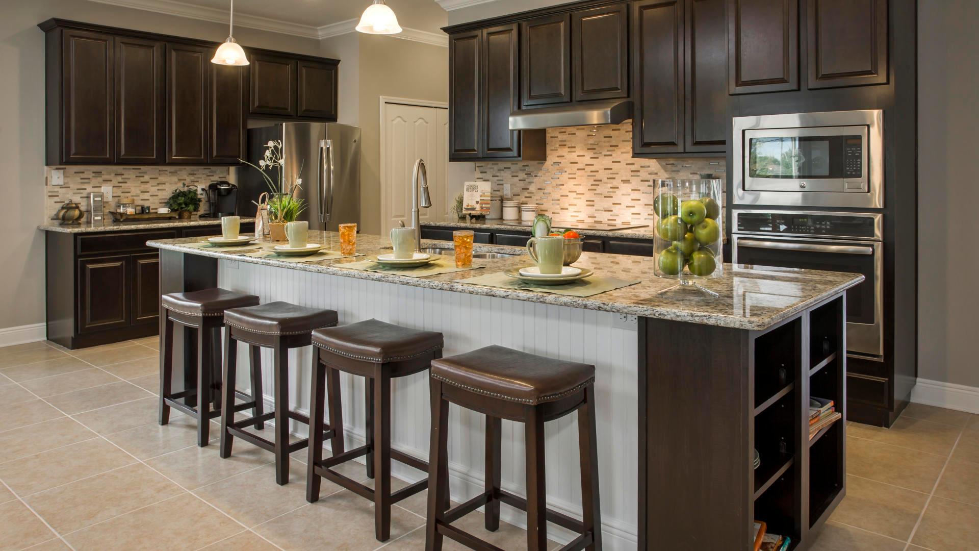 Kitchen featured in the Drexel By Maronda Homes in Daytona Beach, FL