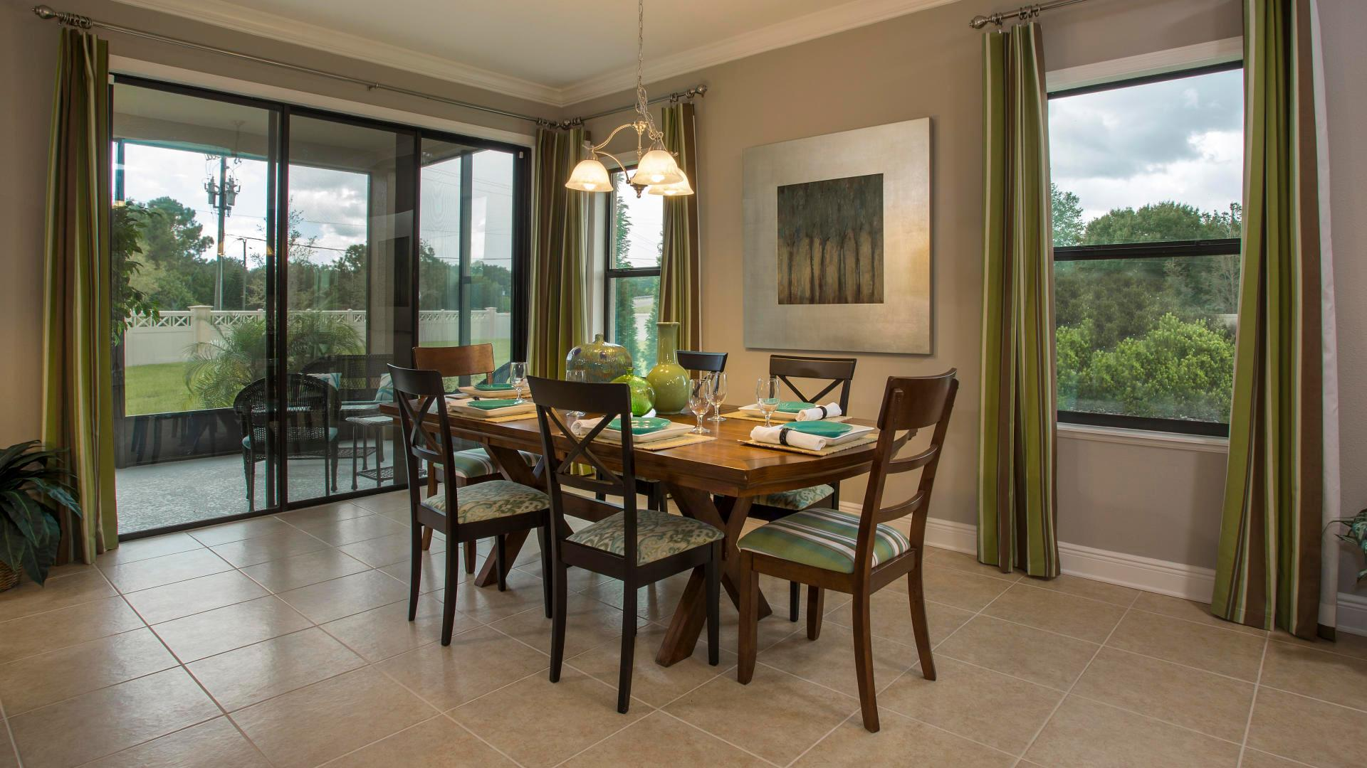 Living Area featured in the Drexel By Maronda Homes in Daytona Beach, FL