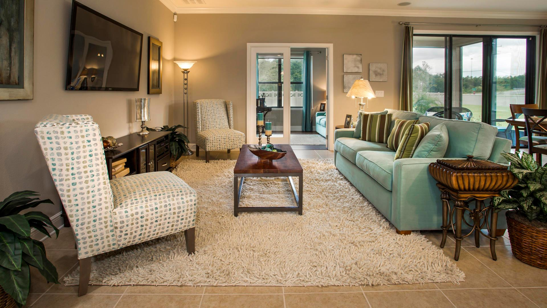 Living Area featured in the Drexel By Maronda Homes in Gainesville, FL