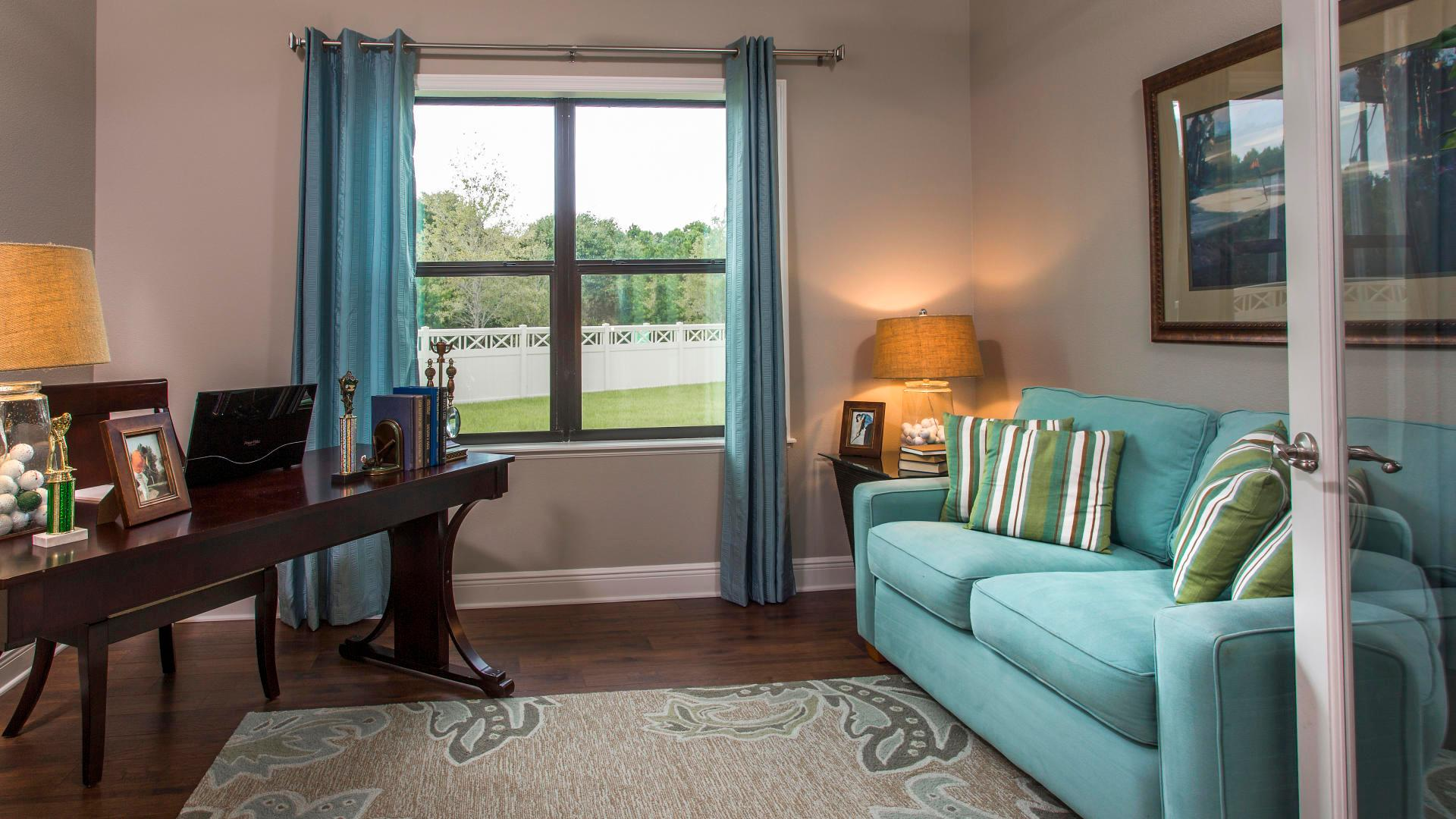 Living Area featured in the Drexel By Maronda Homes in Ocala, FL