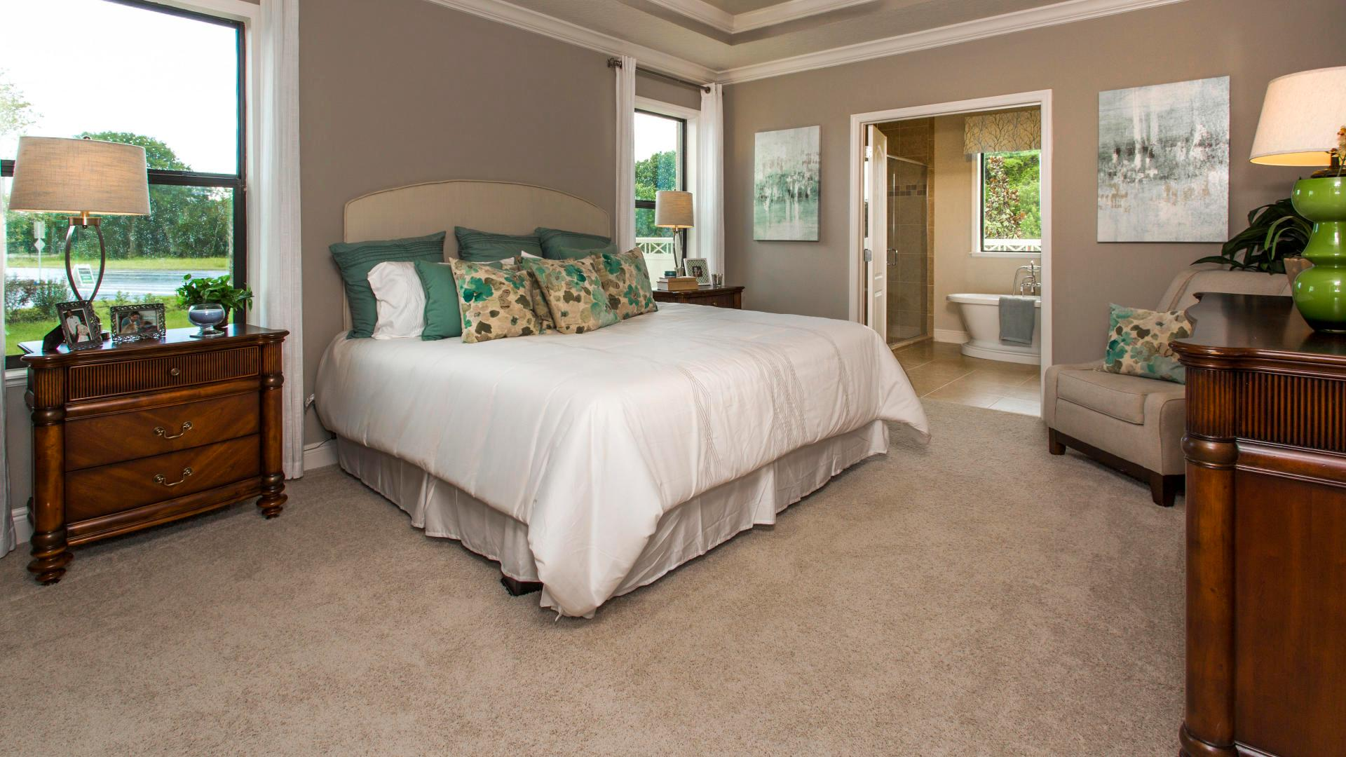 Bedroom featured in the Drexel By Maronda Homes in Tampa-St. Petersburg, FL