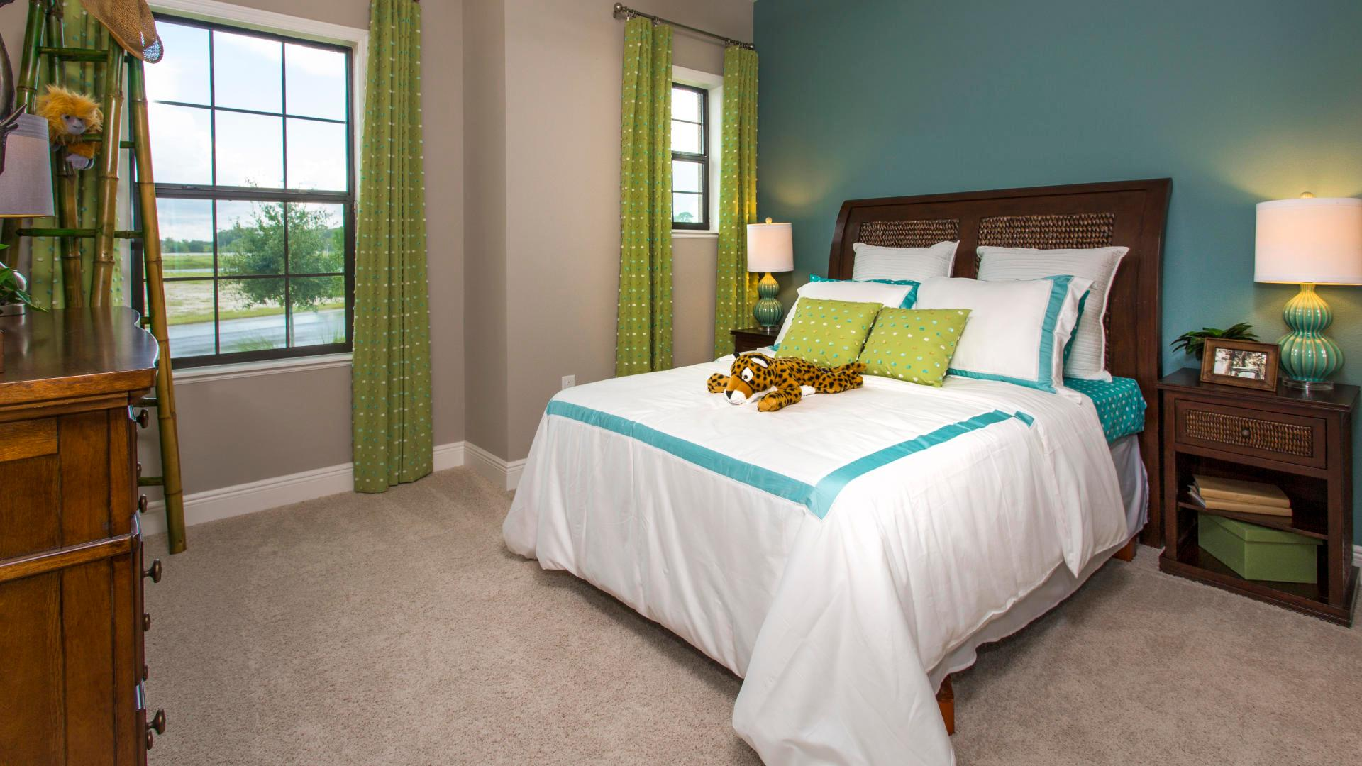 Bedroom featured in the Drexel By Maronda Homes in Melbourne, FL