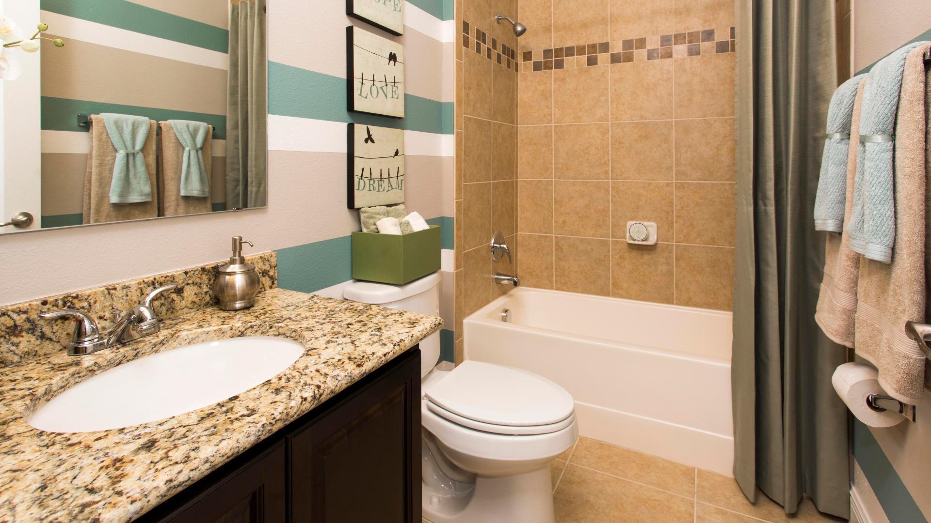 Bathroom featured in the Drexel By Maronda Homes in Daytona Beach, FL