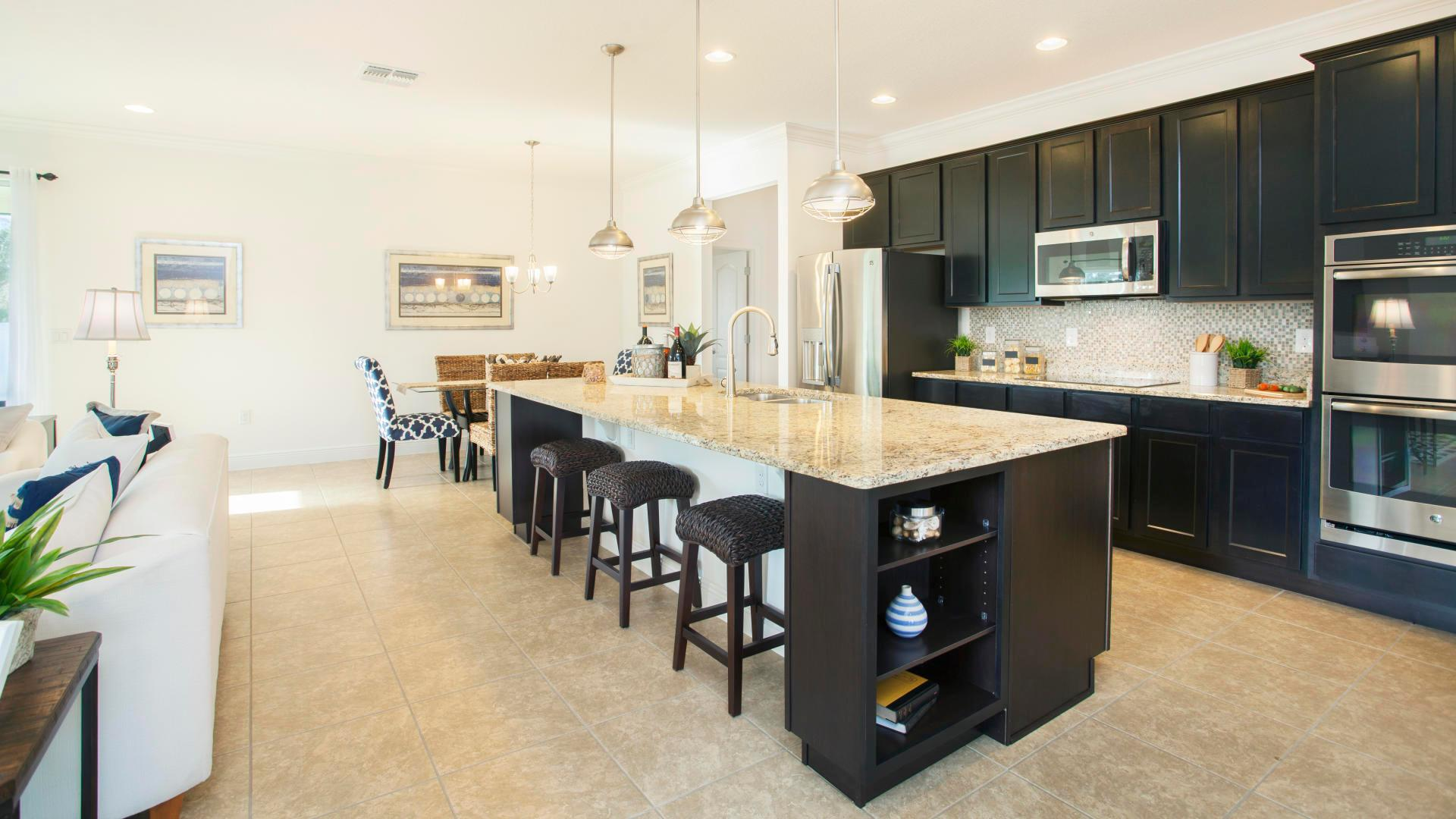 Kitchen featured in the Melody By Maronda Homes in Daytona Beach, FL