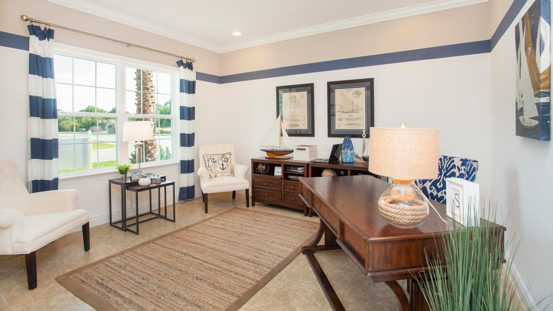 Living Area featured in the Melody By Maronda Homes in Daytona Beach, FL