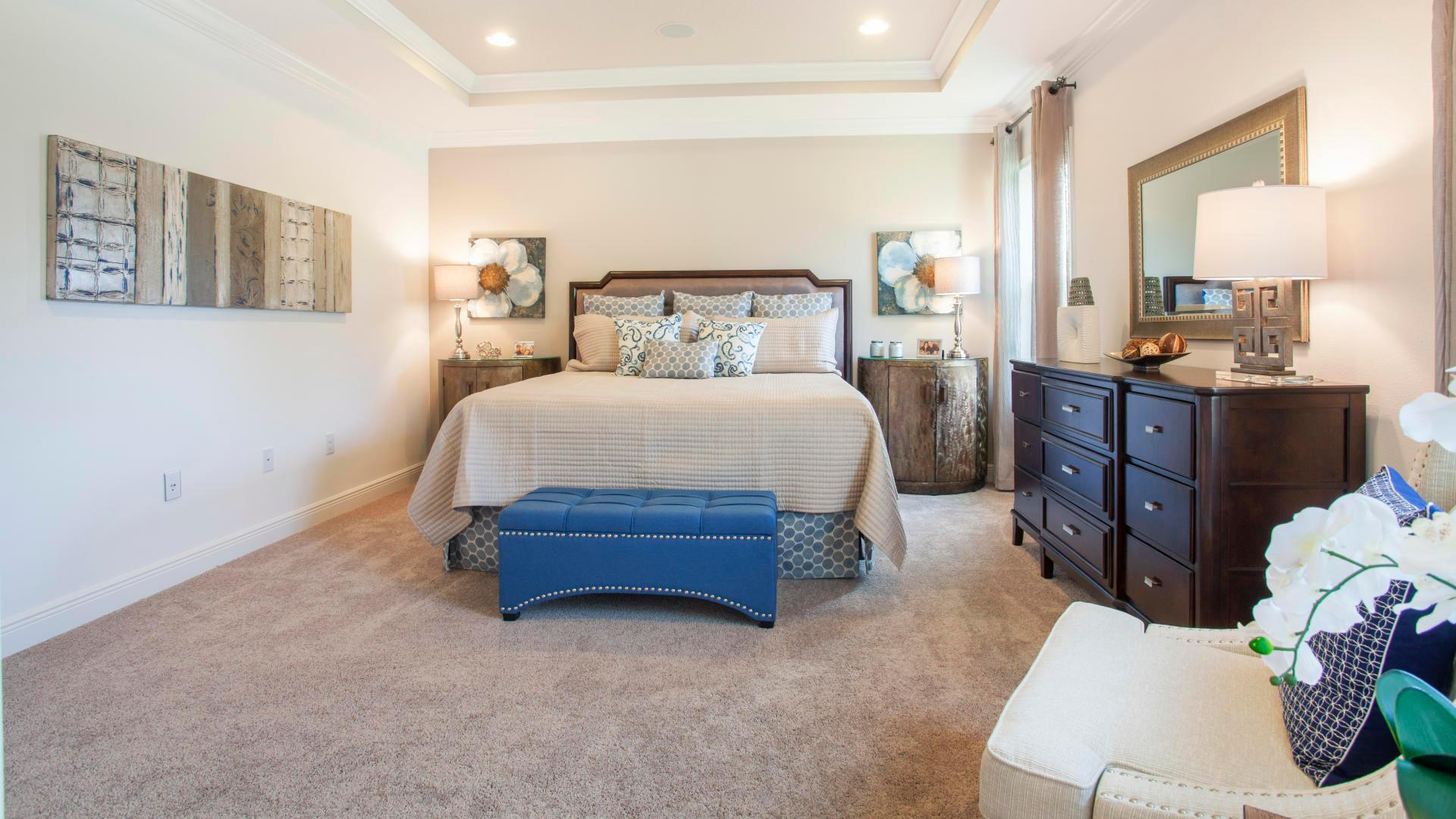 Bedroom featured in the Melody By Maronda Homes in Punta Gorda, FL