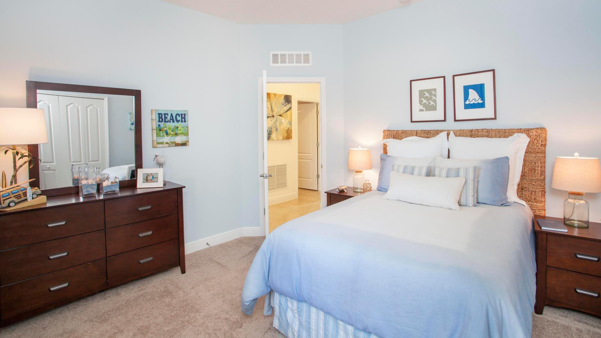 Bedroom featured in the Melody By Maronda Homes in Ocala, FL