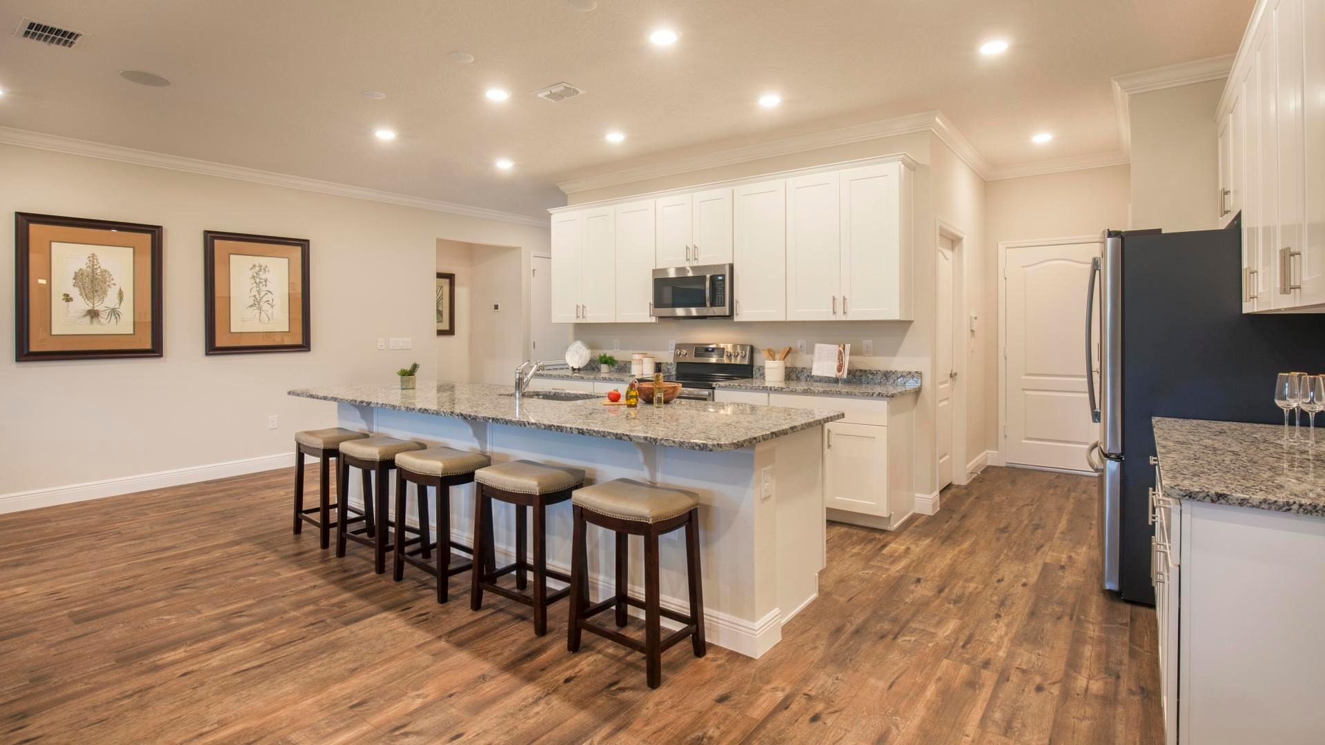 Kitchen featured in the Wilmington By Maronda Homes in Daytona Beach, FL