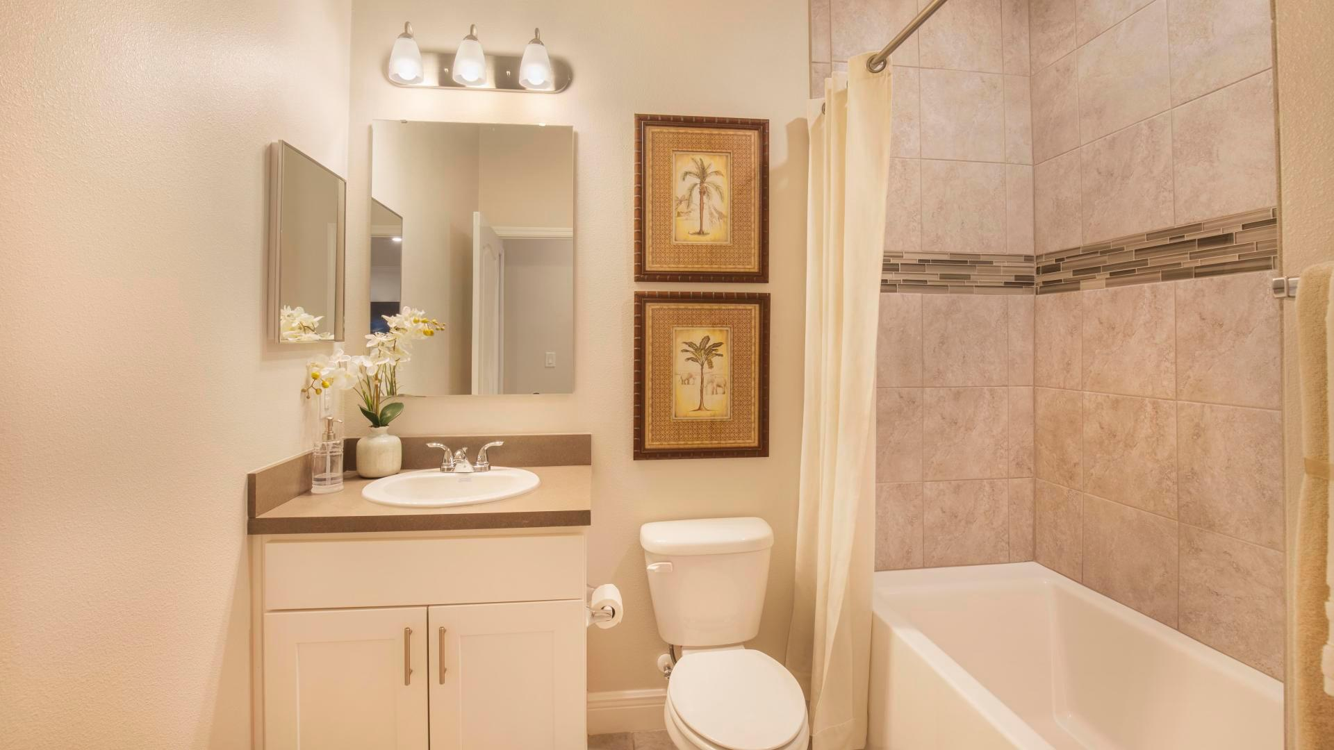 Bathroom featured in the Wilmington By Maronda Homes in Melbourne, FL