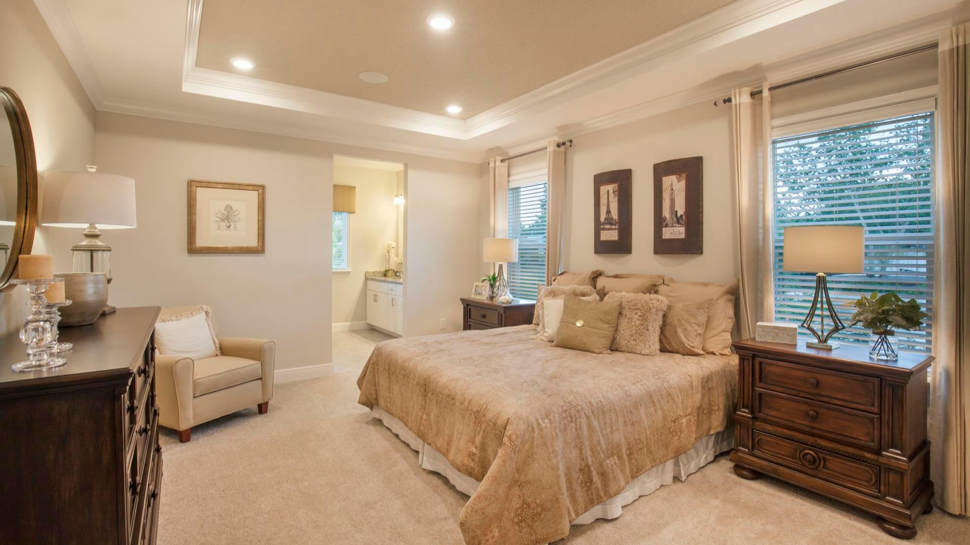 Bedroom featured in the Wilmington By Maronda Homes in Punta Gorda, FL