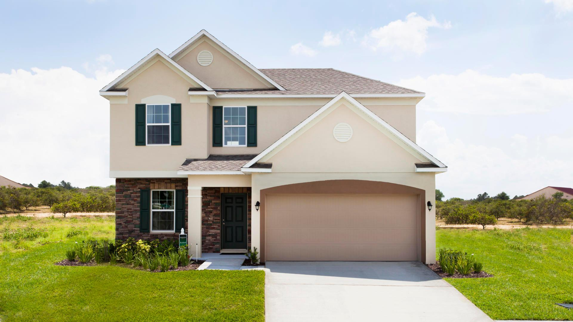Exterior featured in the Rockford By Maronda Homes in Gainesville, FL