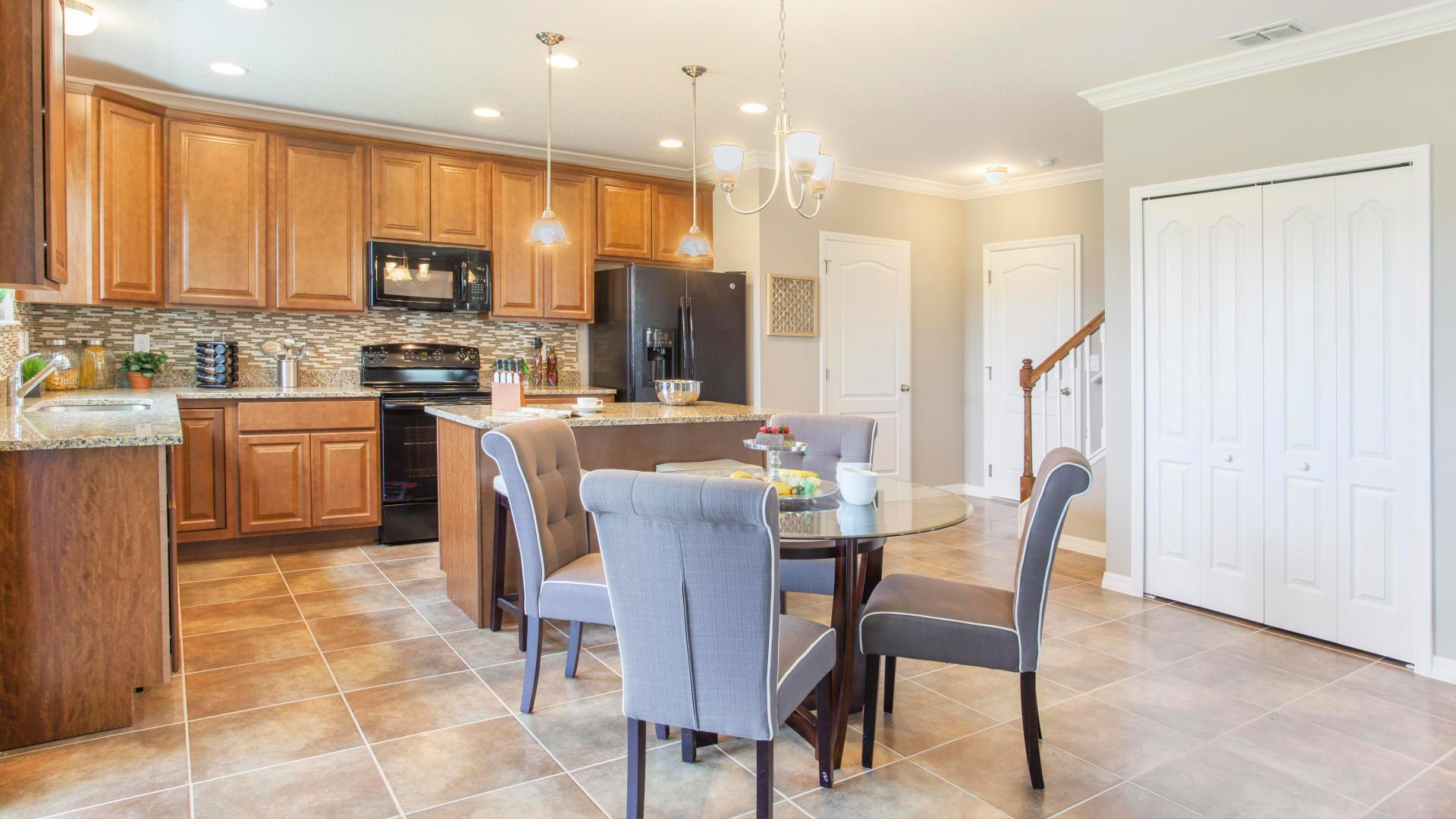 Kitchen featured in the Rockford By Maronda Homes in Daytona Beach, FL
