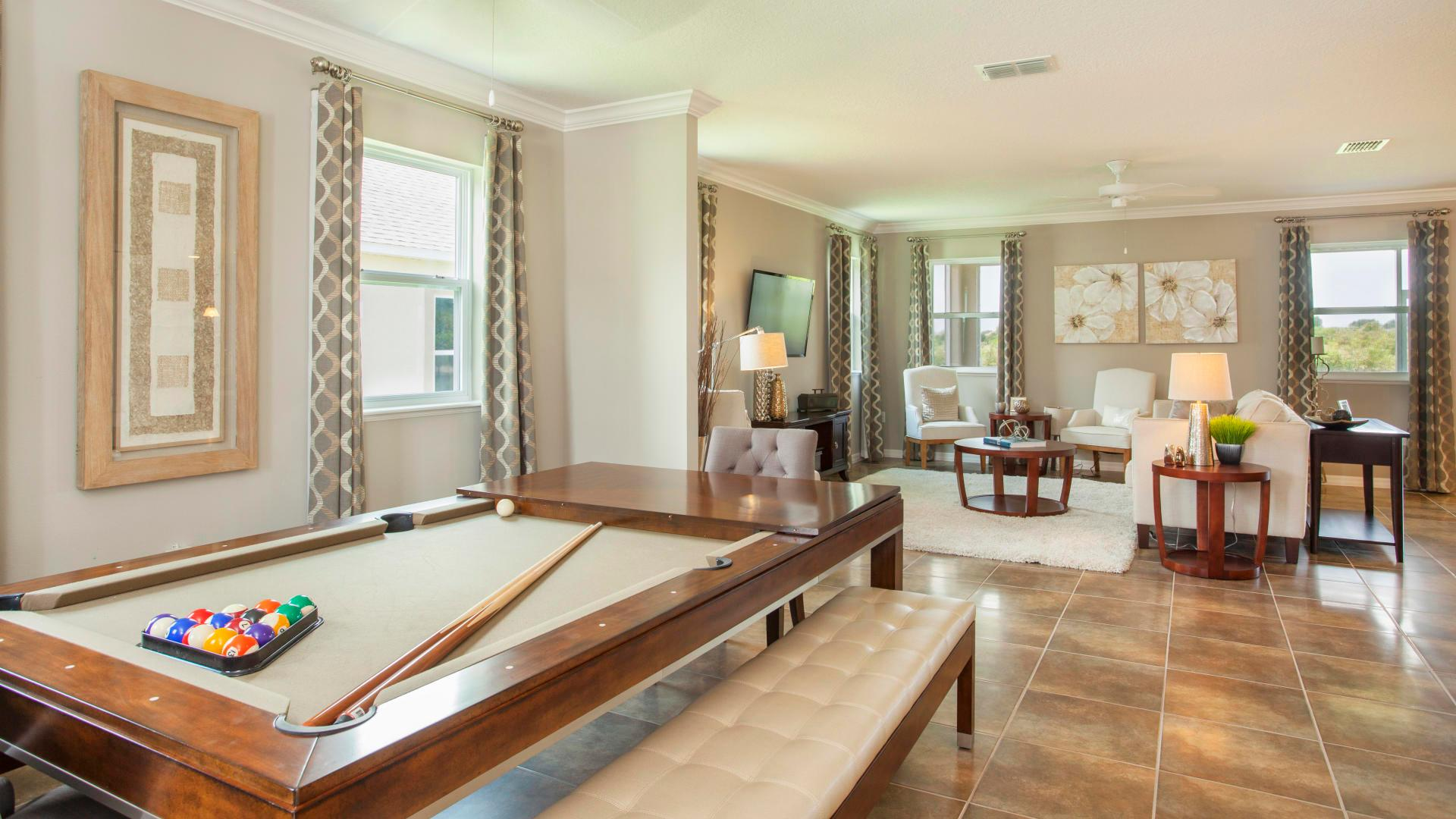 Living Area featured in the Rockford By Maronda Homes in Gainesville, FL