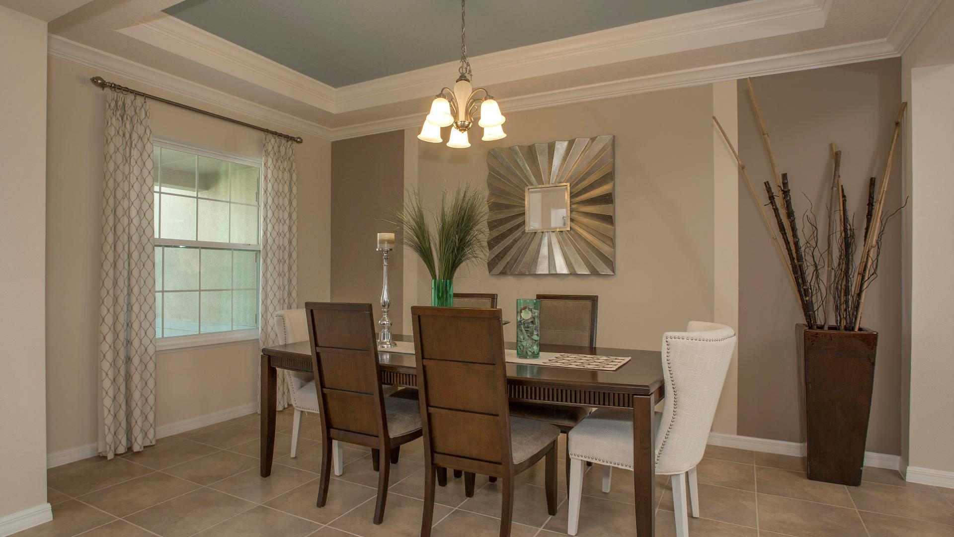 Living Area featured in the Sierra By Maronda Homes in Naples, FL