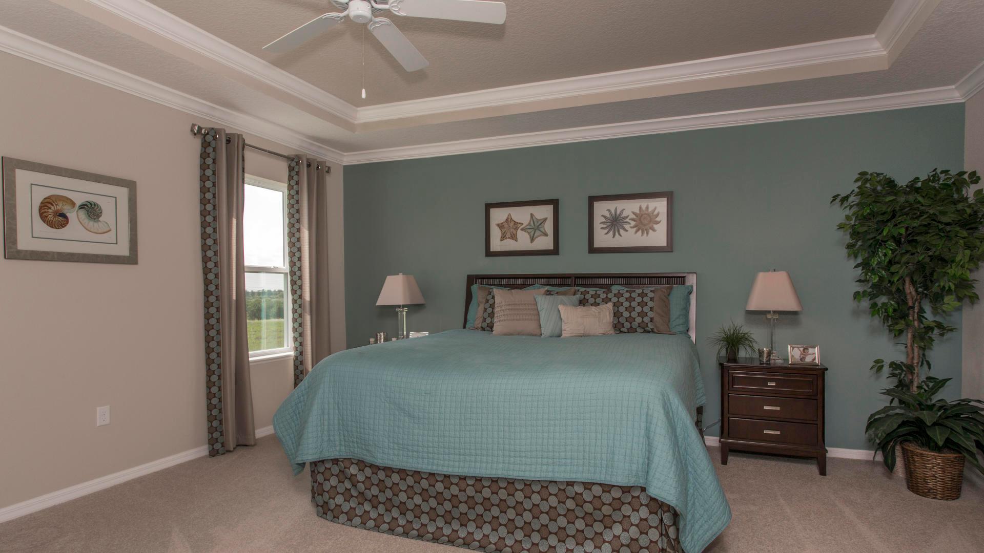 Bedroom featured in the Sierra By Maronda Homes in Daytona Beach, FL