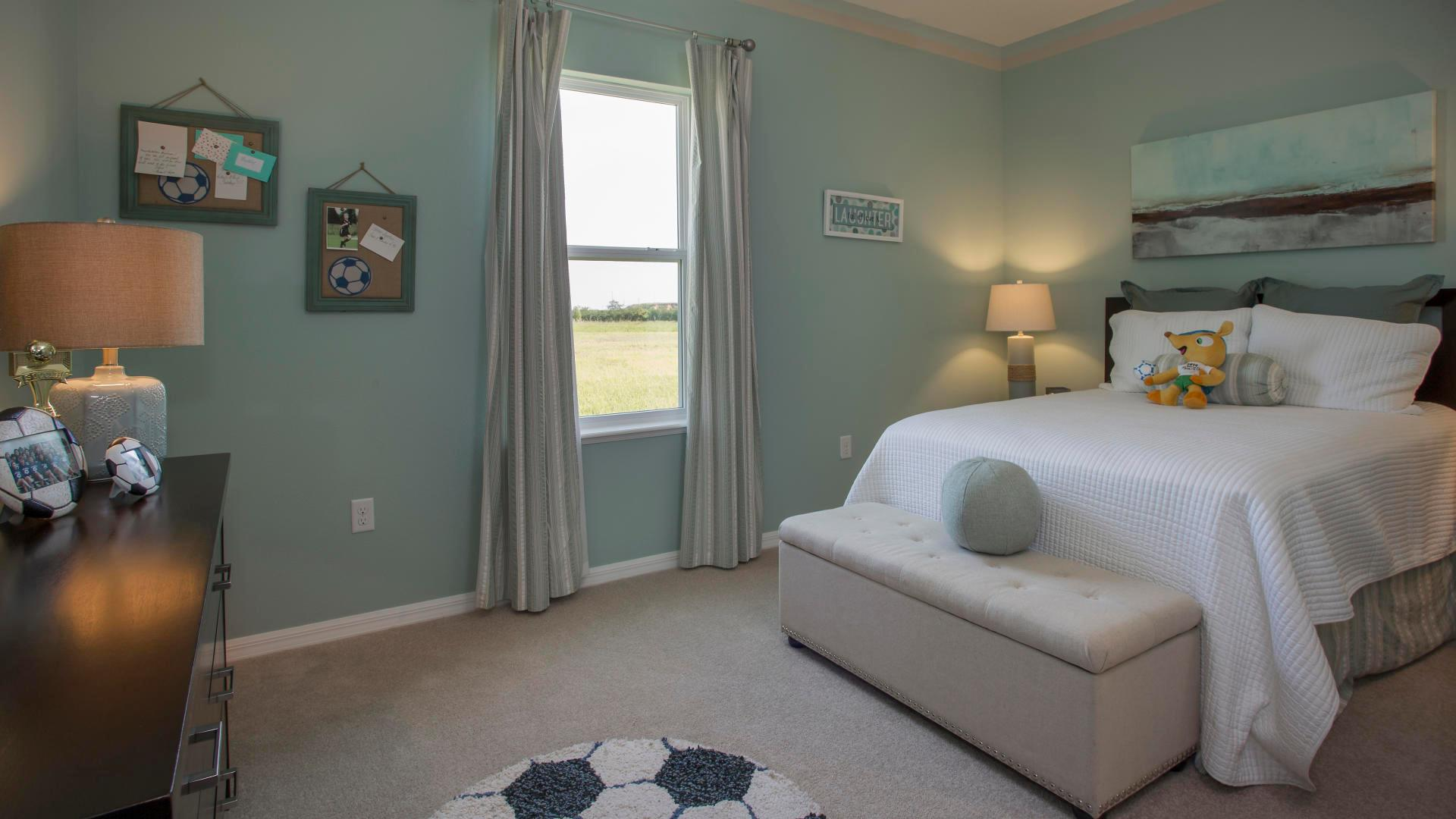 Bedroom featured in the Sierra By Maronda Homes in Melbourne, FL