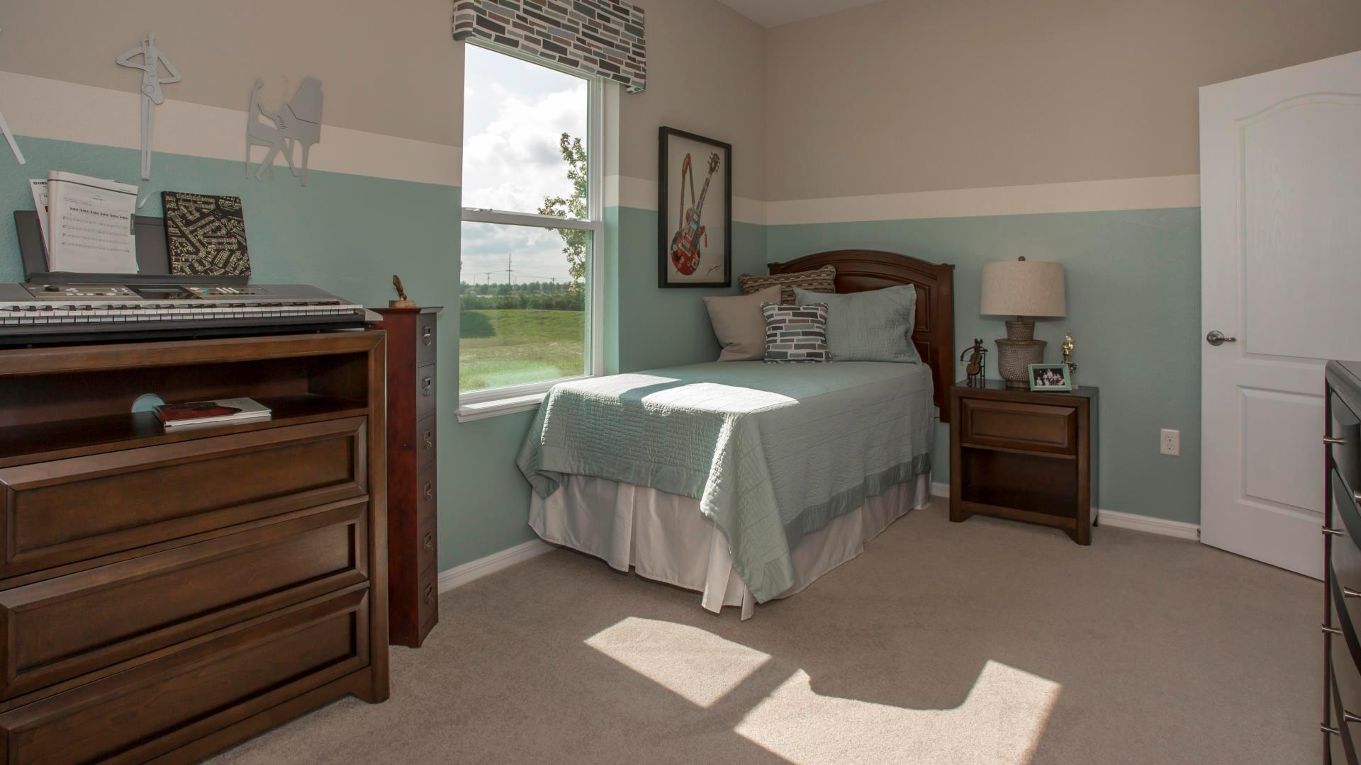 Bedroom featured in the Sierra By Maronda Homes in Indian River County, FL