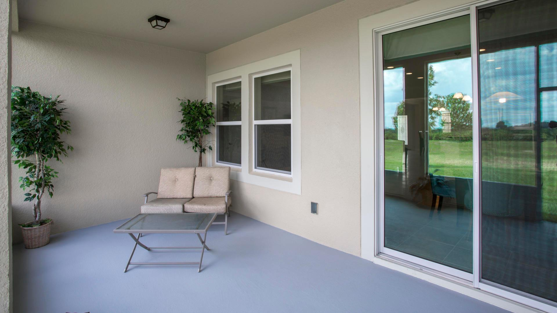 Exterior featured in the Sierra By Maronda Homes in Fort Myers, FL