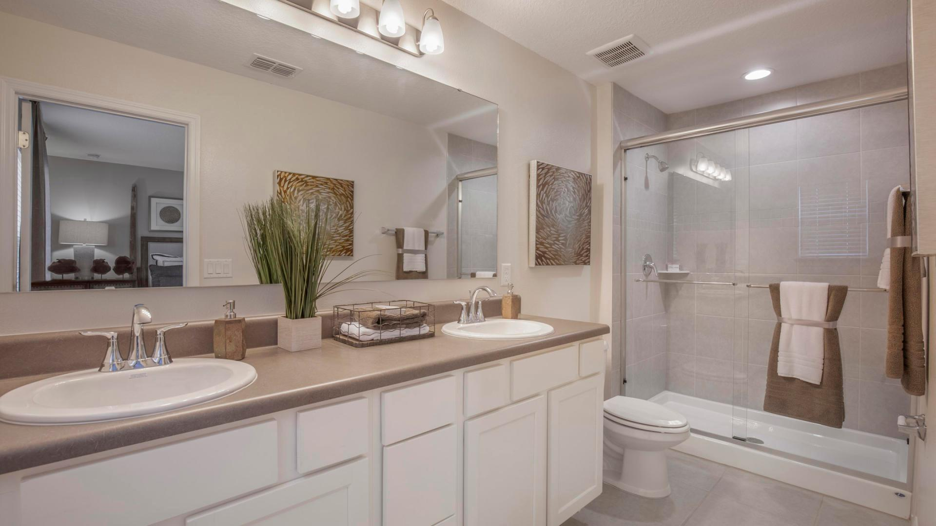 Bathroom featured in the St. Thomas By Maronda Homes in Orlando, FL