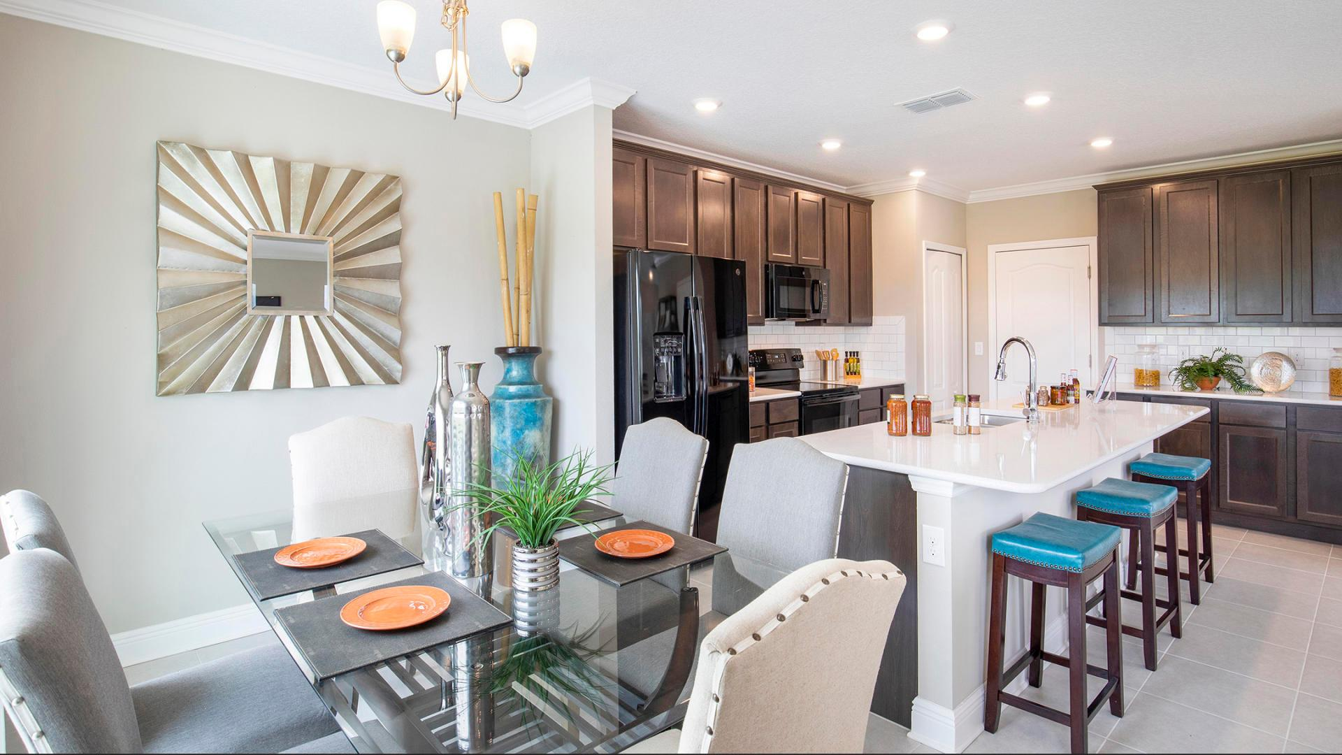 Kitchen featured in the Glendale By Maronda Homes in Martin-St. Lucie-Okeechobee Counties, FL
