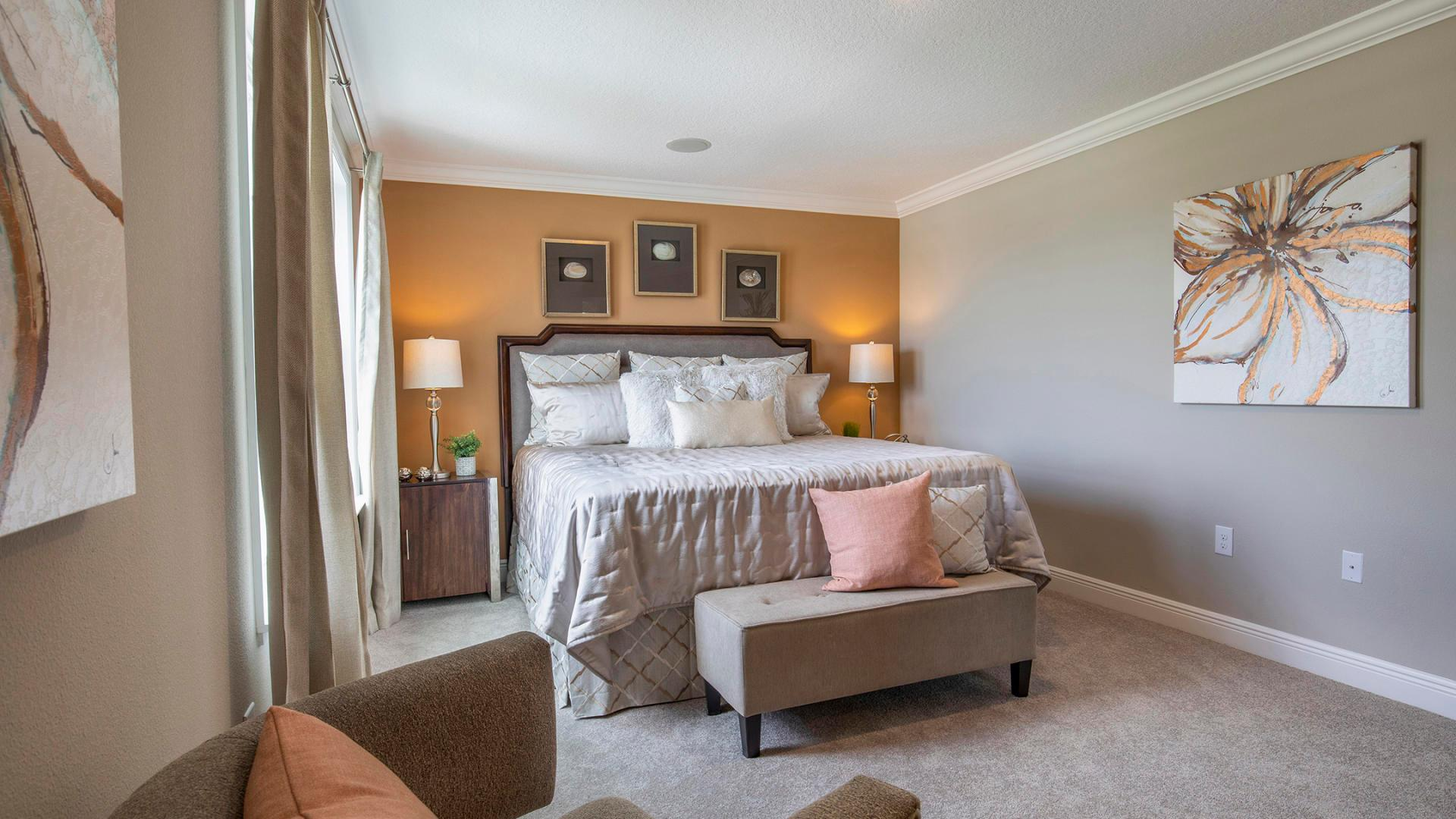 Bedroom featured in the Glendale By Maronda Homes in Daytona Beach, FL