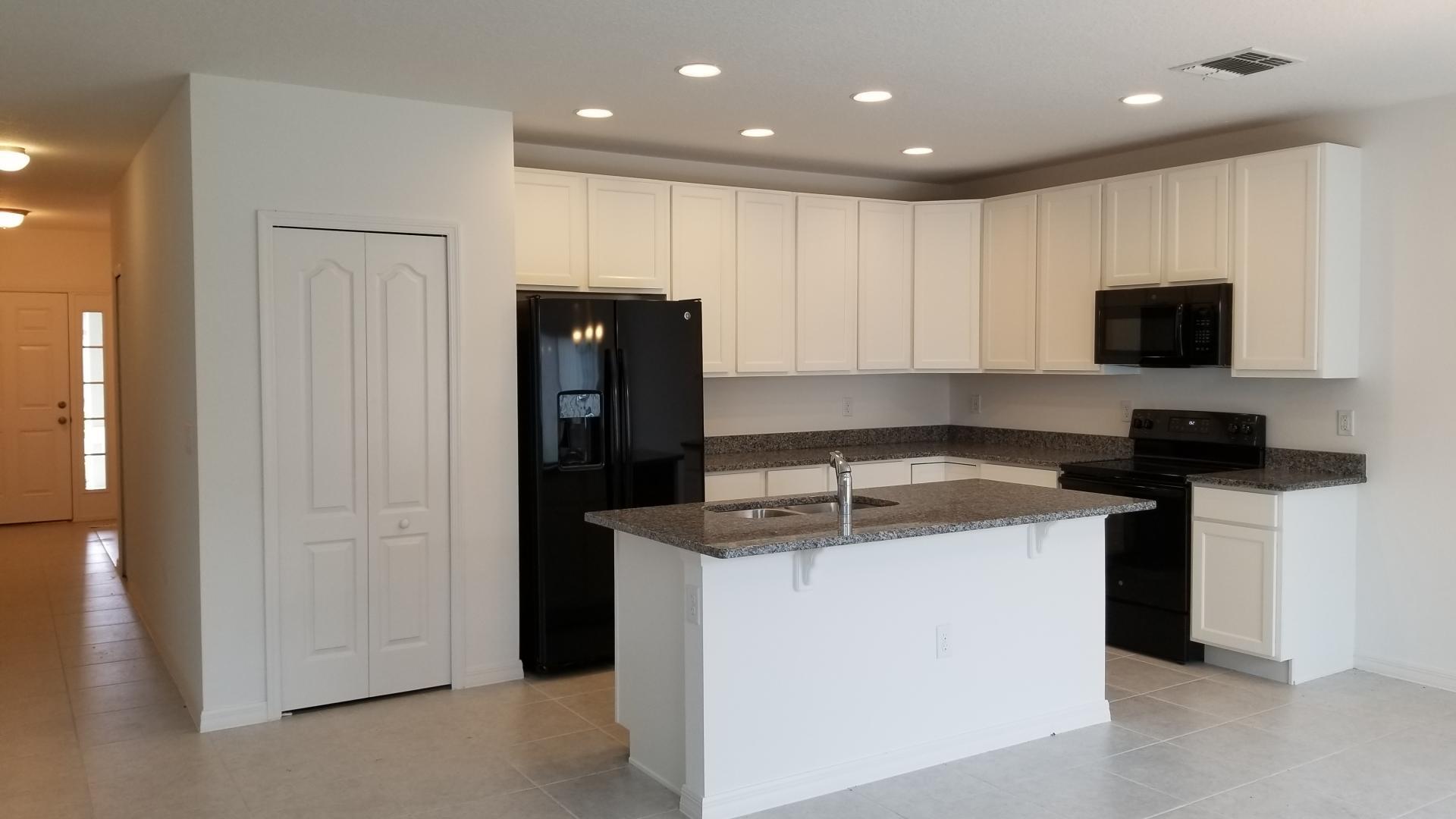 Kitchen featured in the Avella By Maronda Homes in Daytona Beach, FL