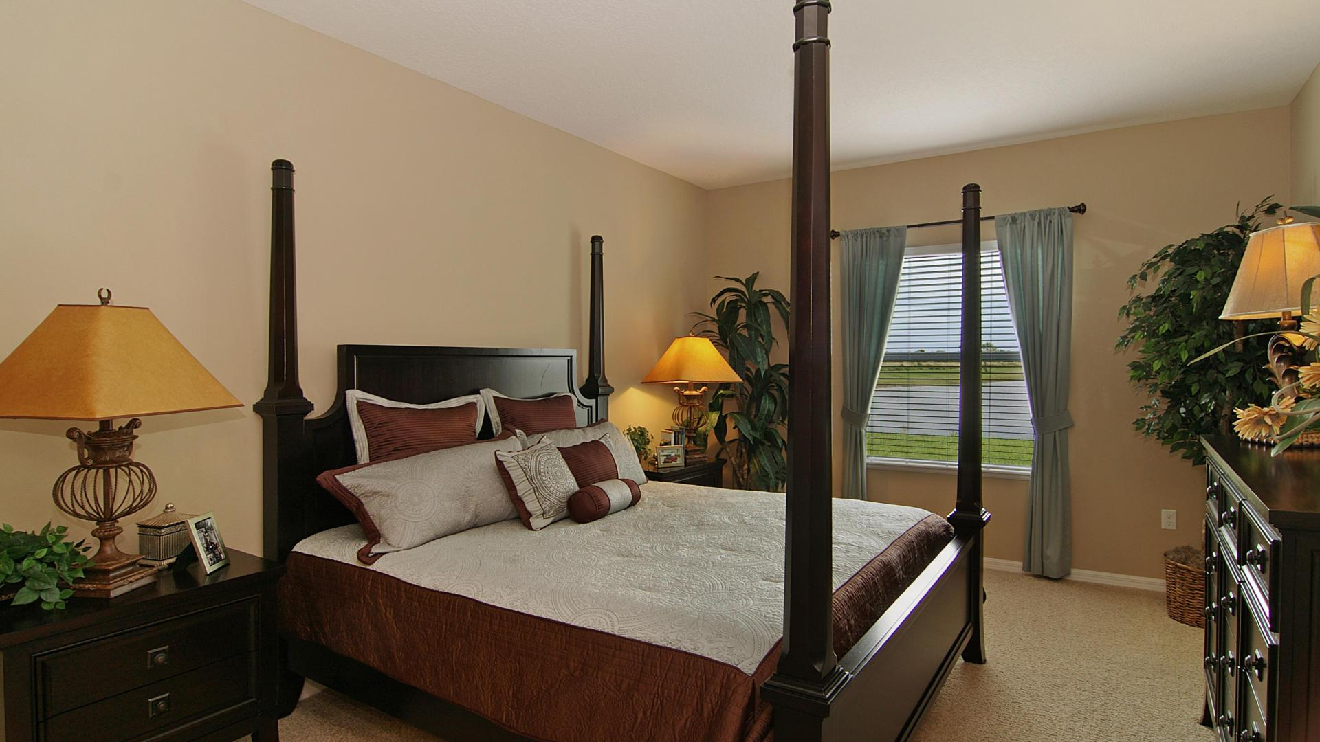 Bedroom featured in the Avella By Maronda Homes in Daytona Beach, FL