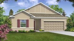 Memphis - Village Park: Green Cove Springs, Florida - Maronda Homes