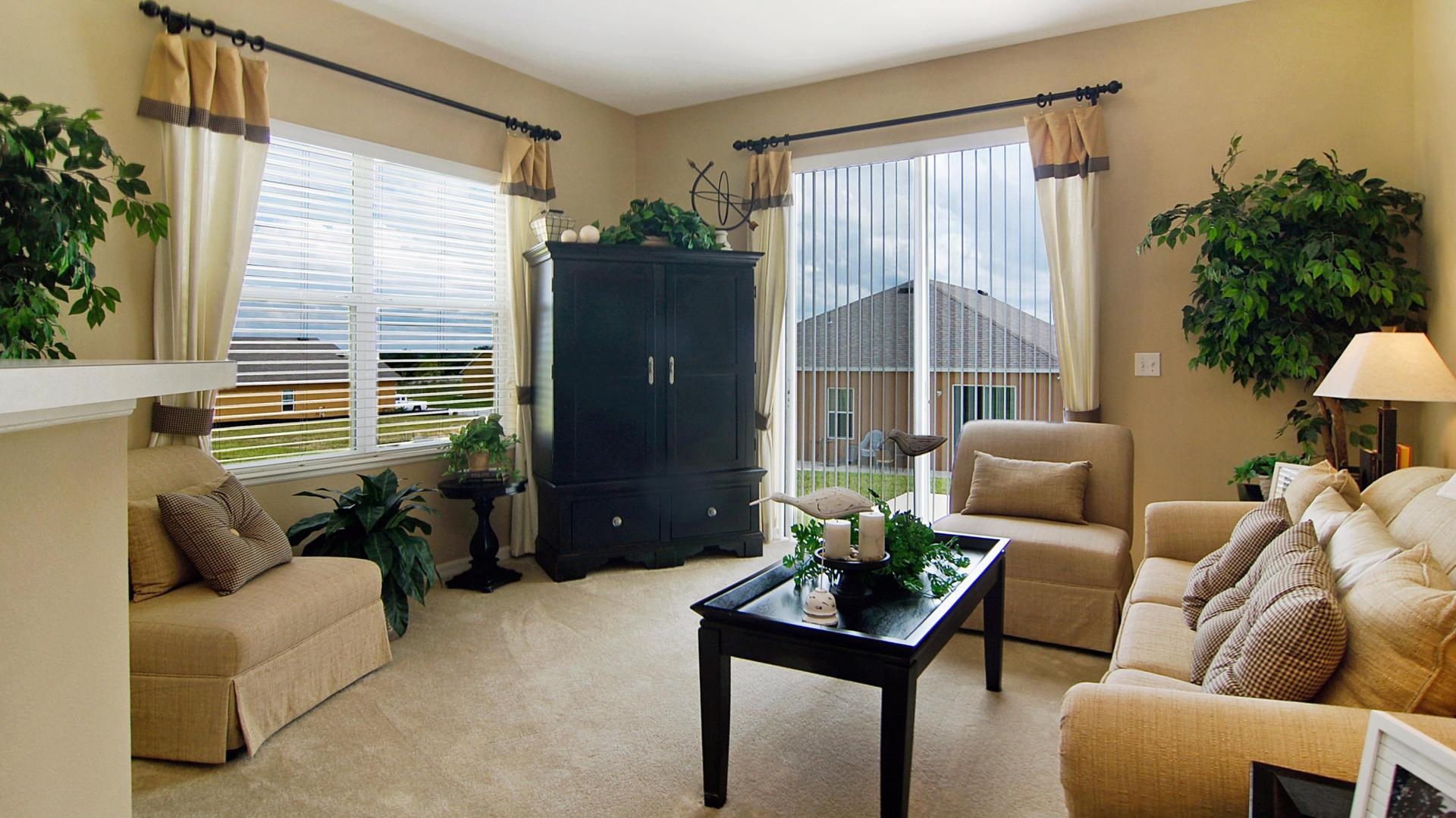 Living Area featured in the Arlington By Maronda Homes in Daytona Beach, FL