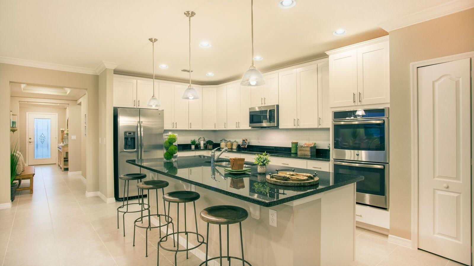 Kitchen featured in the Miramar By Maronda Homes in Lakeland-Winter Haven, FL