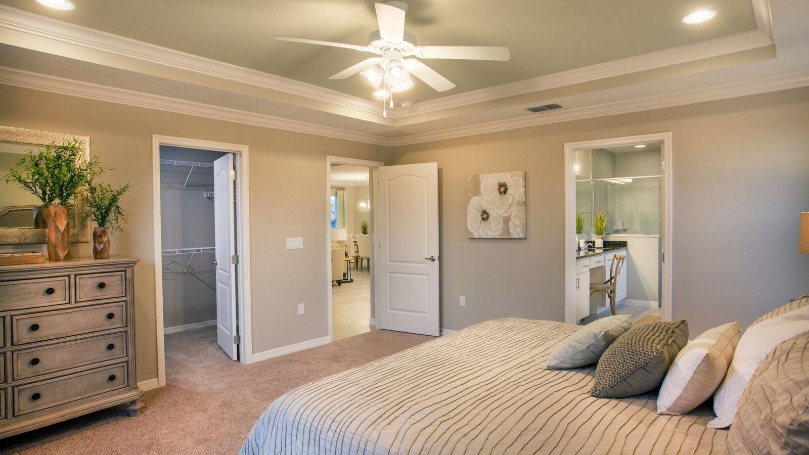 Bedroom featured in the Miramar By Maronda Homes in Lakeland-Winter Haven, FL