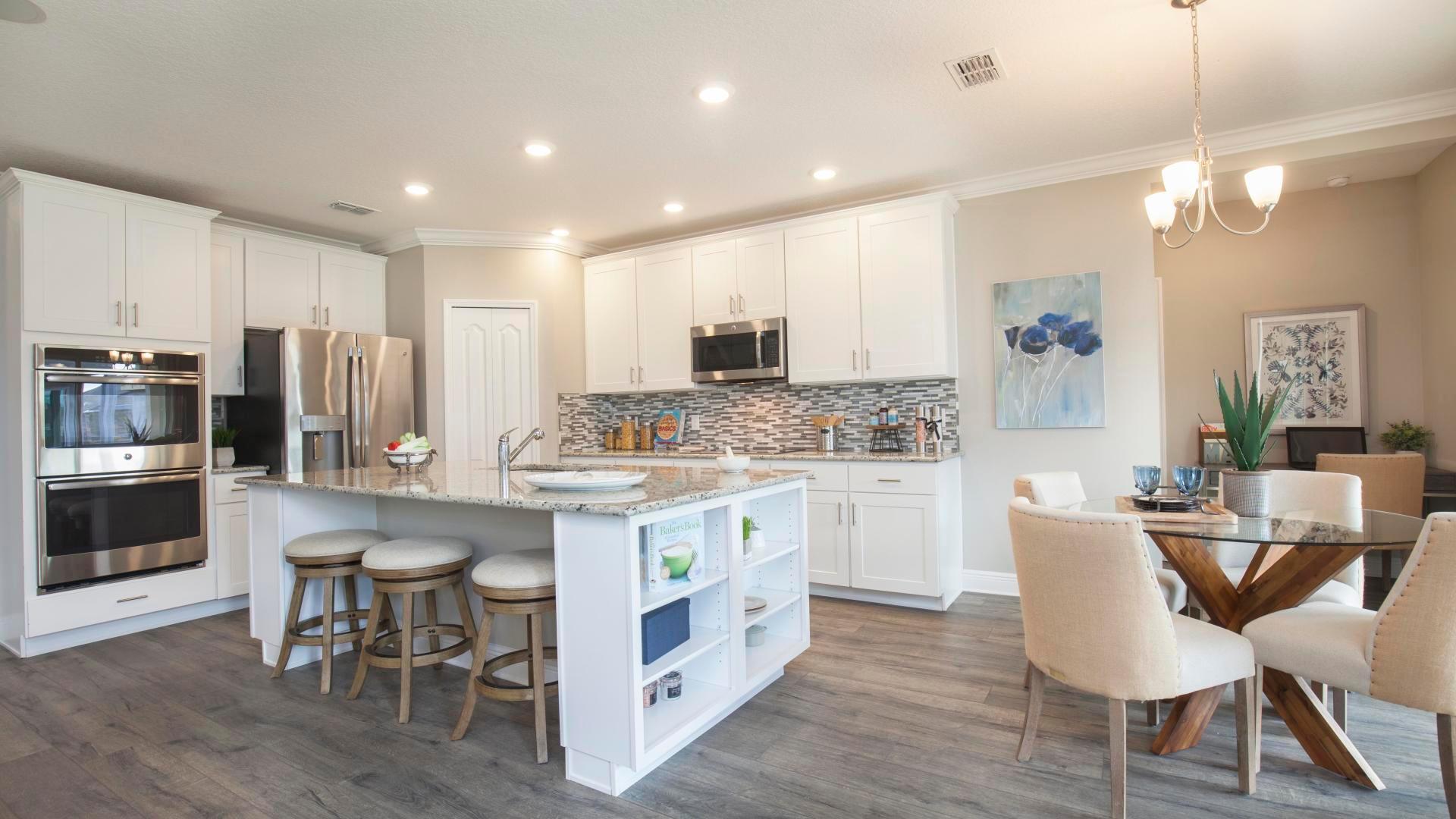 Kitchen featured in the Carlisle By Maronda Homes in Daytona Beach, FL
