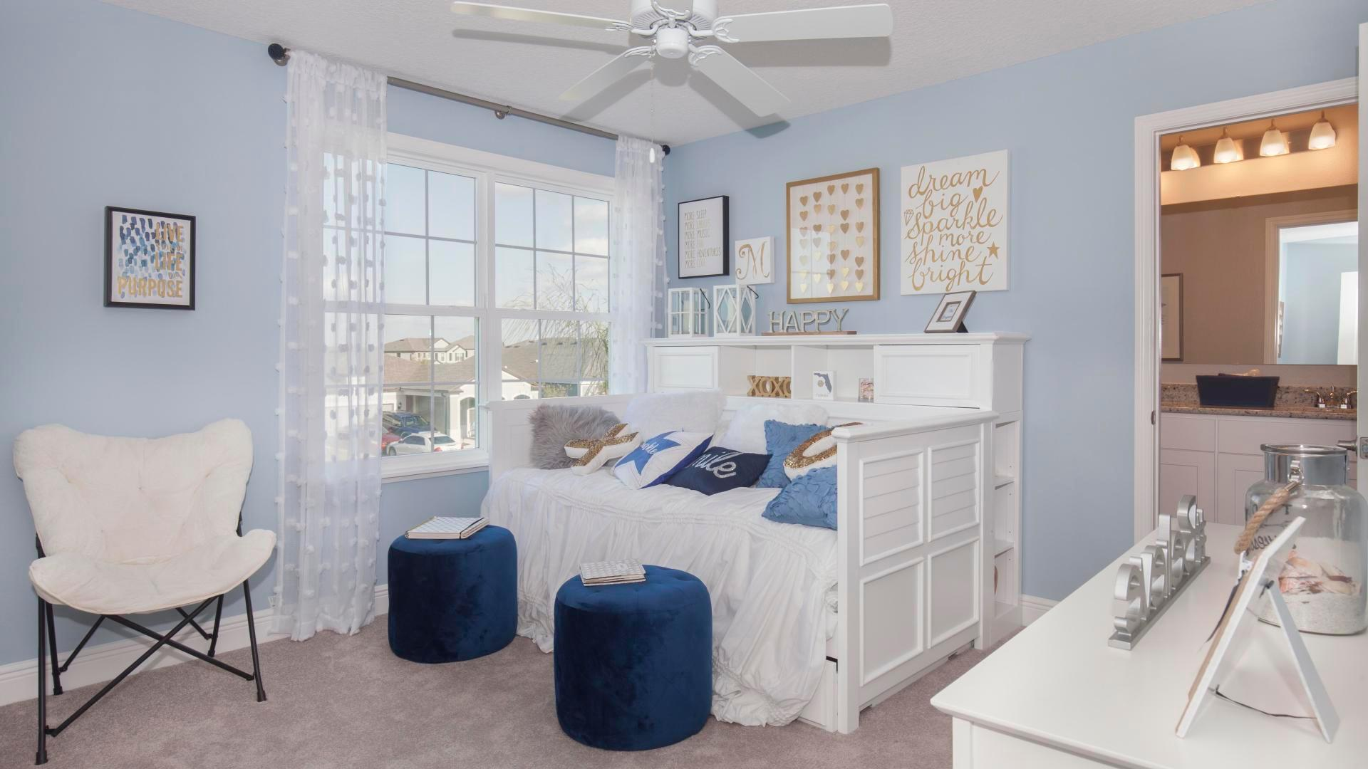 Bedroom featured in the Carlisle By Maronda Homes in Tampa-St. Petersburg, FL