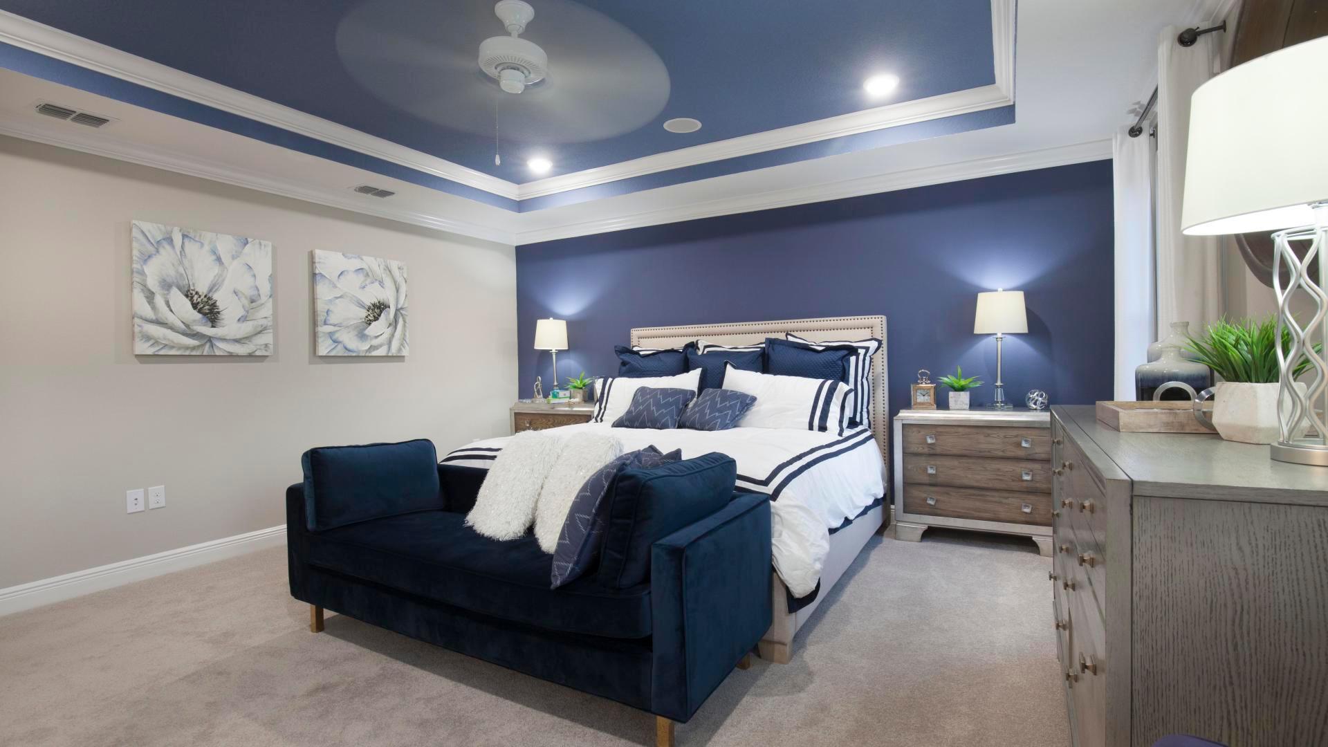 Bedroom featured in the Carlisle By Maronda Homes in Daytona Beach, FL