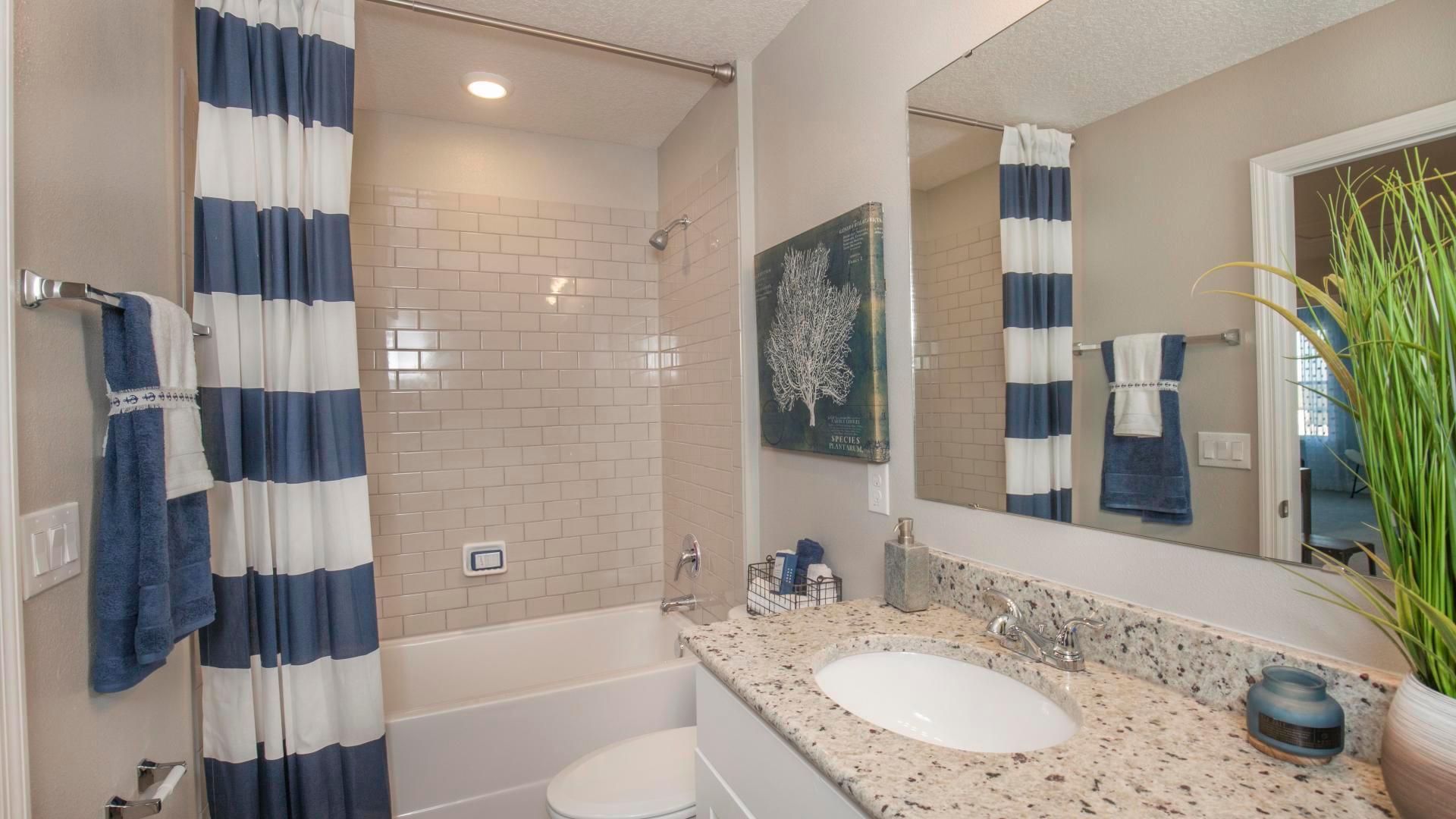 Bathroom featured in the Carlisle By Maronda Homes in Daytona Beach, FL