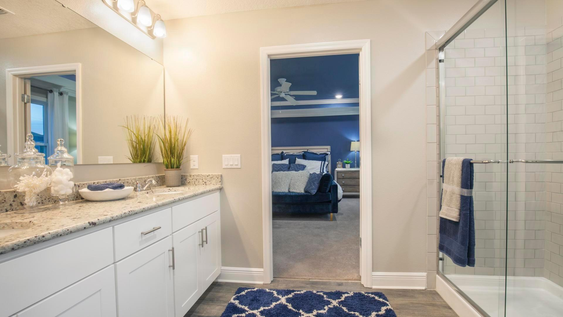 Bathroom featured in the Carlisle By Maronda Homes in Melbourne, FL