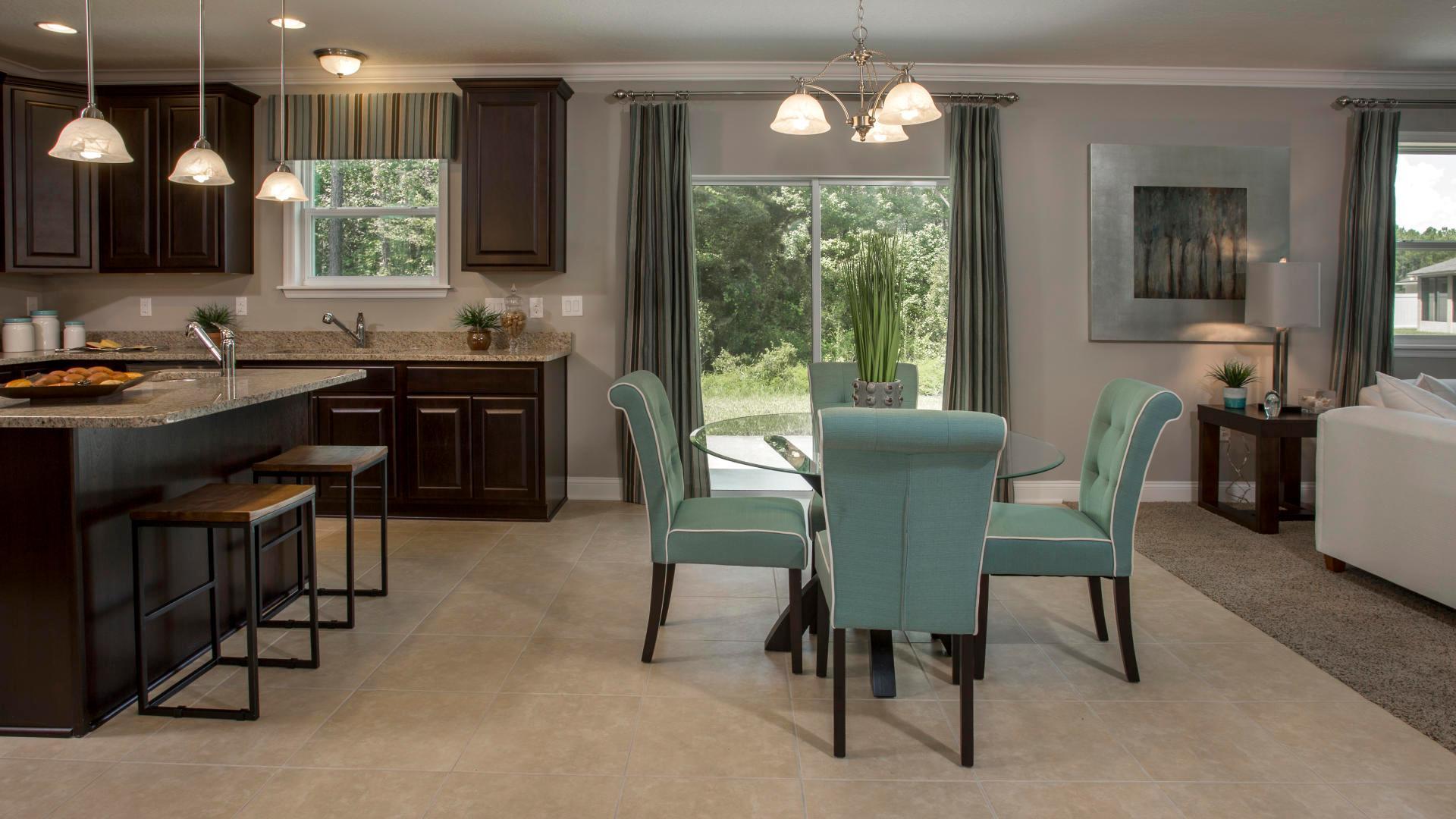 Kitchen featured in the Baybury By Maronda Homes in Daytona Beach, FL