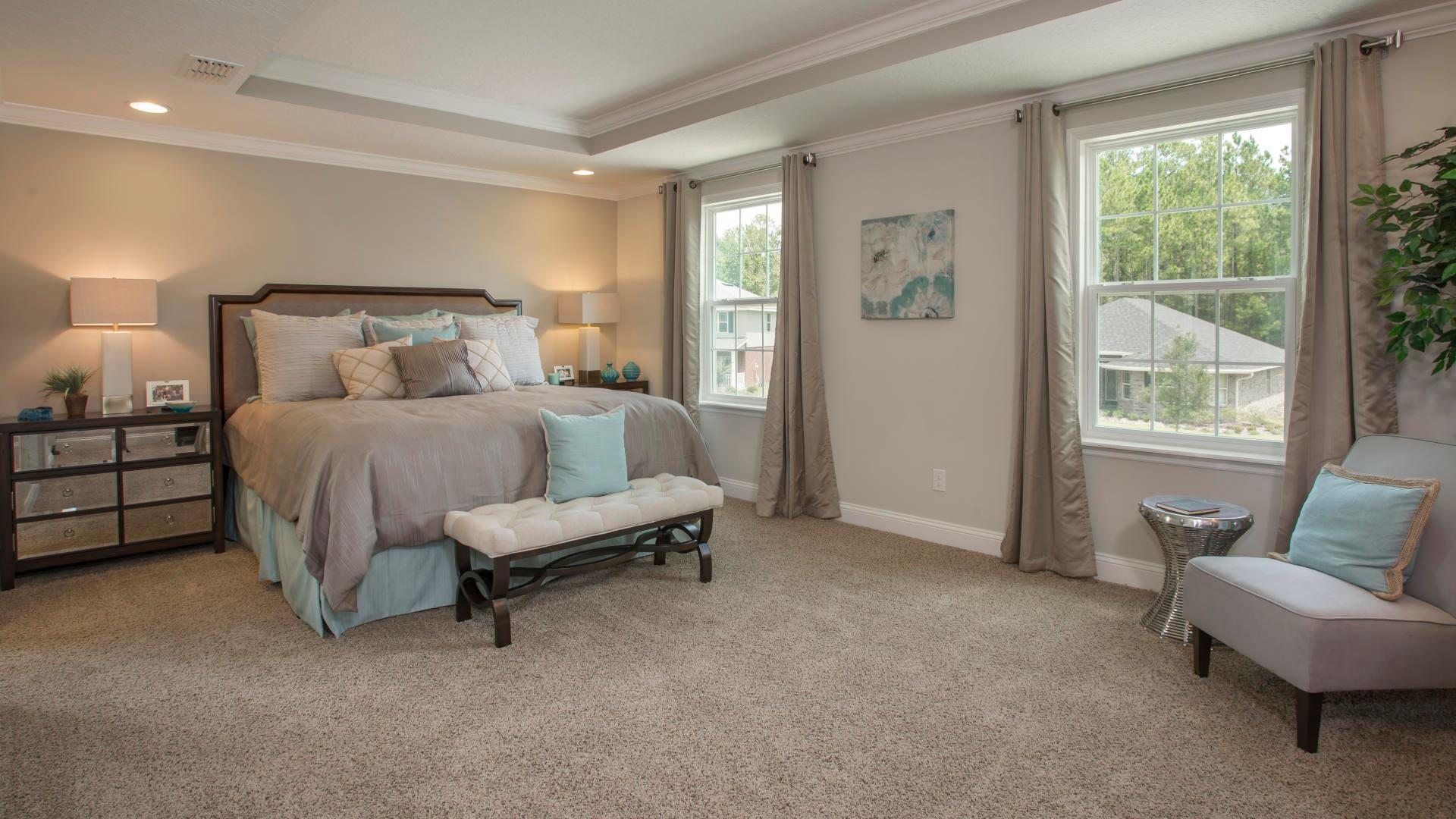 Bedroom featured in the Baybury By Maronda Homes in Melbourne, FL