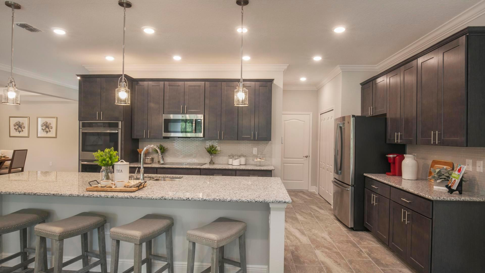 Kitchen featured in the Huntington By Maronda Homes in Indian River County, FL