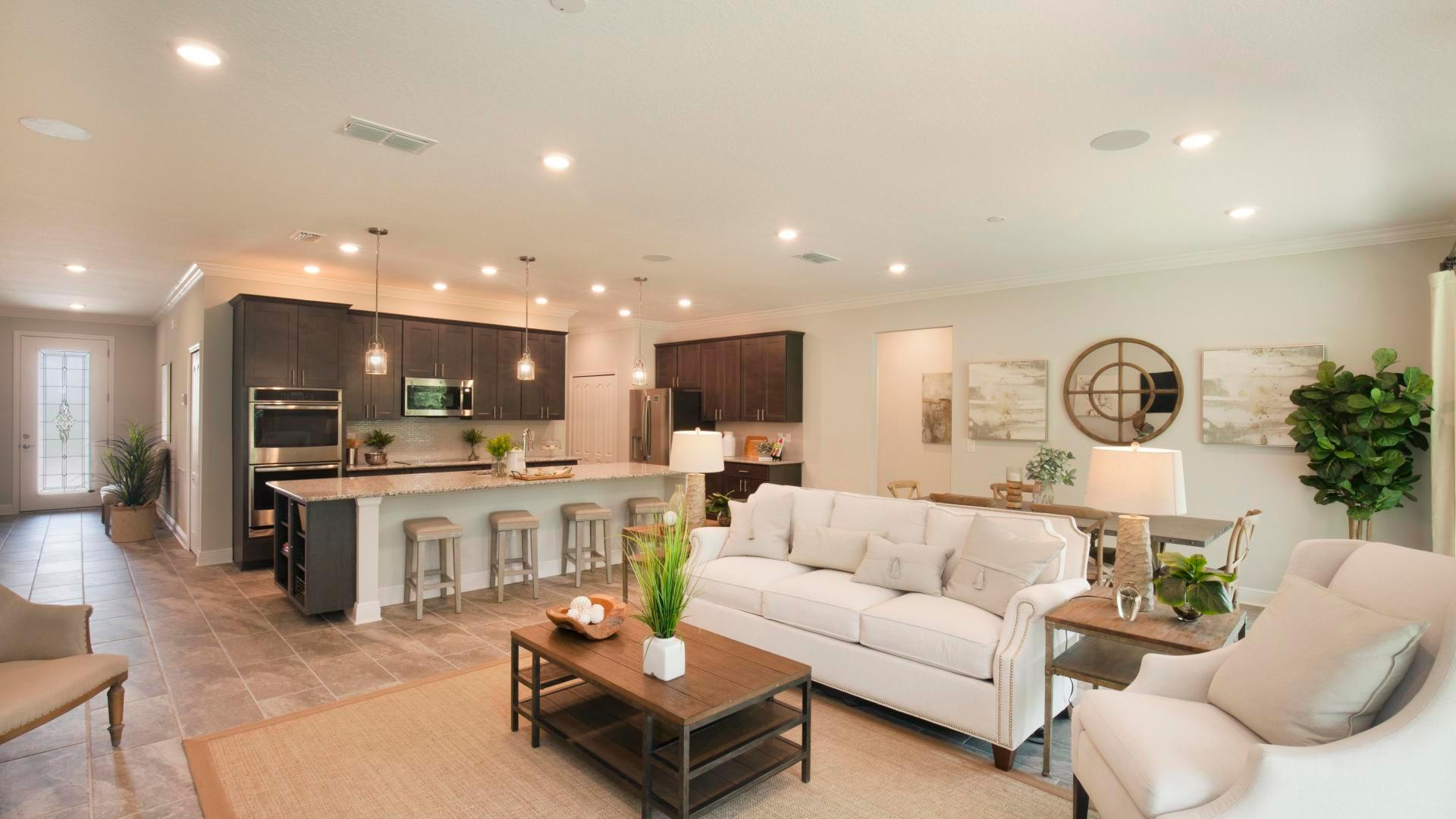 Living Area featured in the Huntington By Maronda Homes in Fort Myers, FL