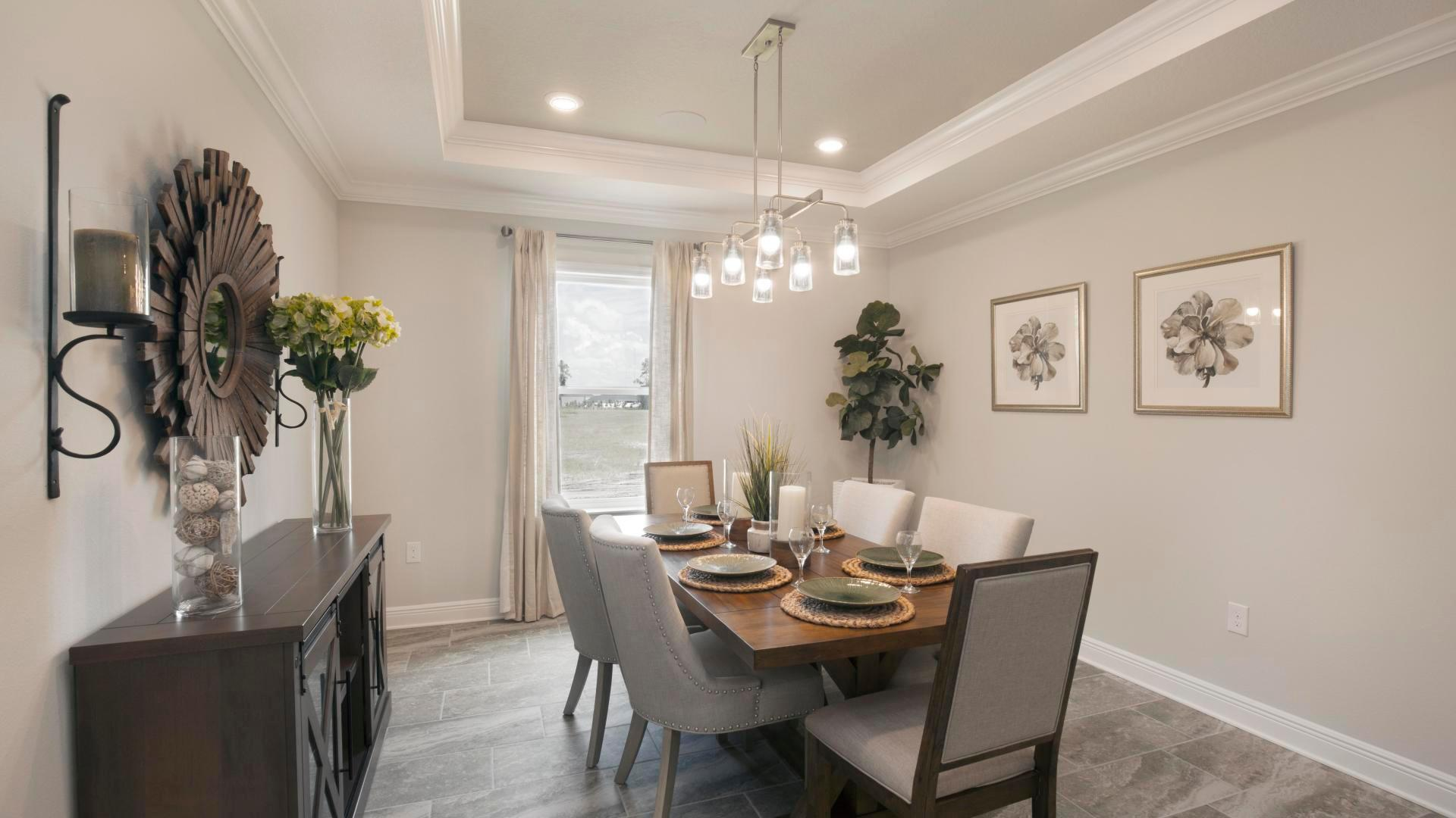Living Area featured in the Huntington By Maronda Homes in Ocala, FL