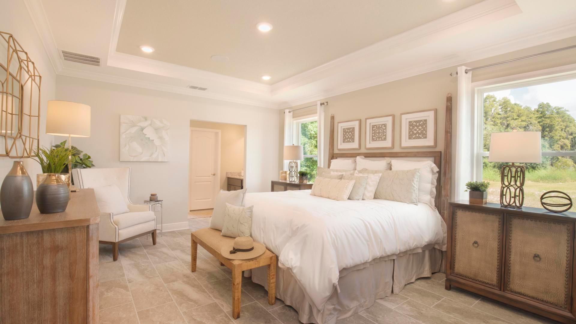 Bedroom featured in the Huntington By Maronda Homes in Daytona Beach, FL
